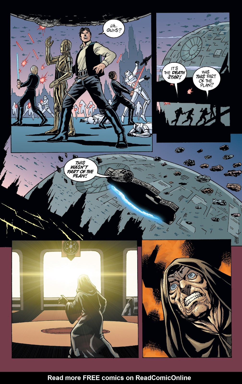Read online Star Wars Legends: Infinities - Epic Collection comic -  Issue # TPB (Part 1) - 97