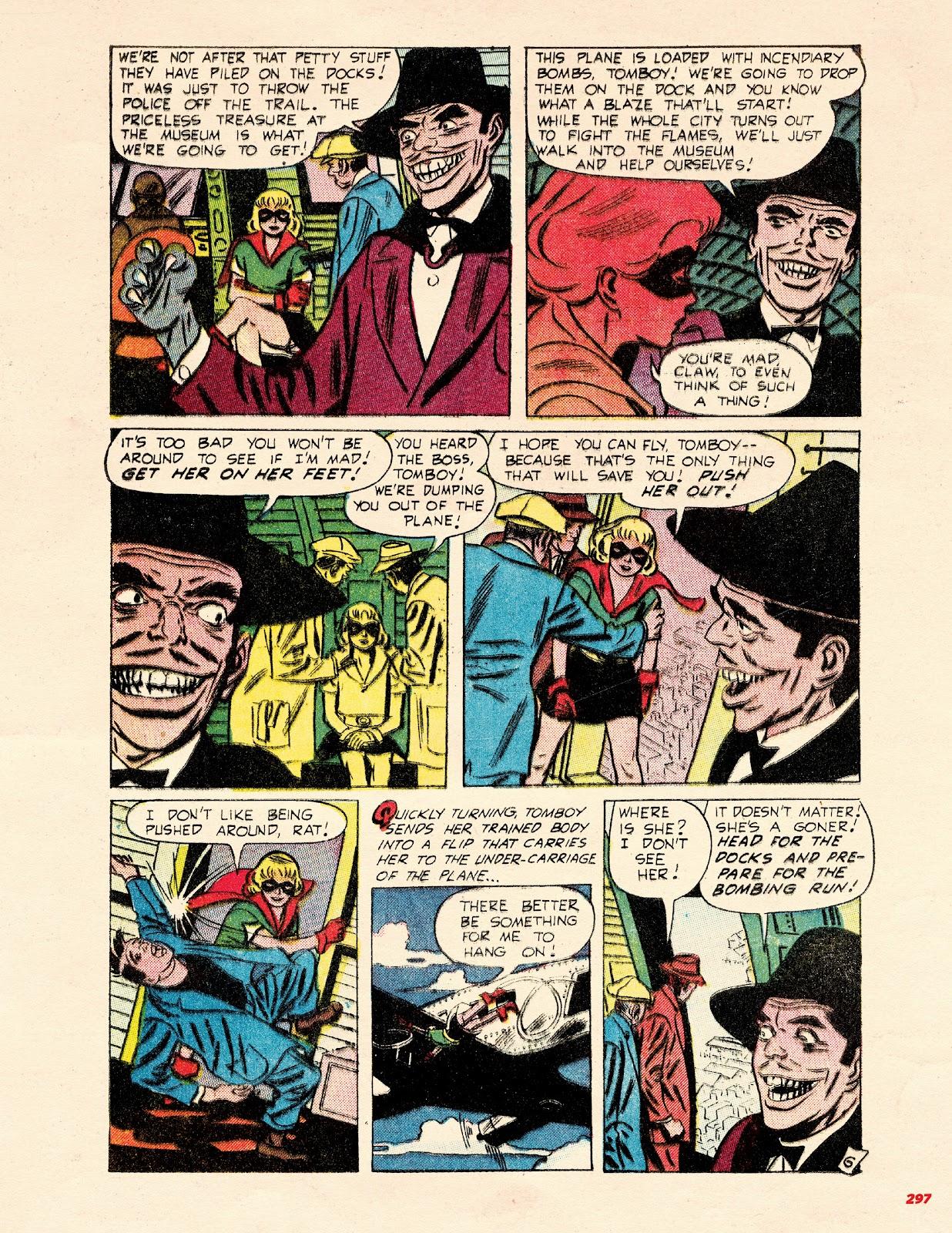 Read online Super Weird Heroes comic -  Issue # TPB 2 (Part 3) - 97