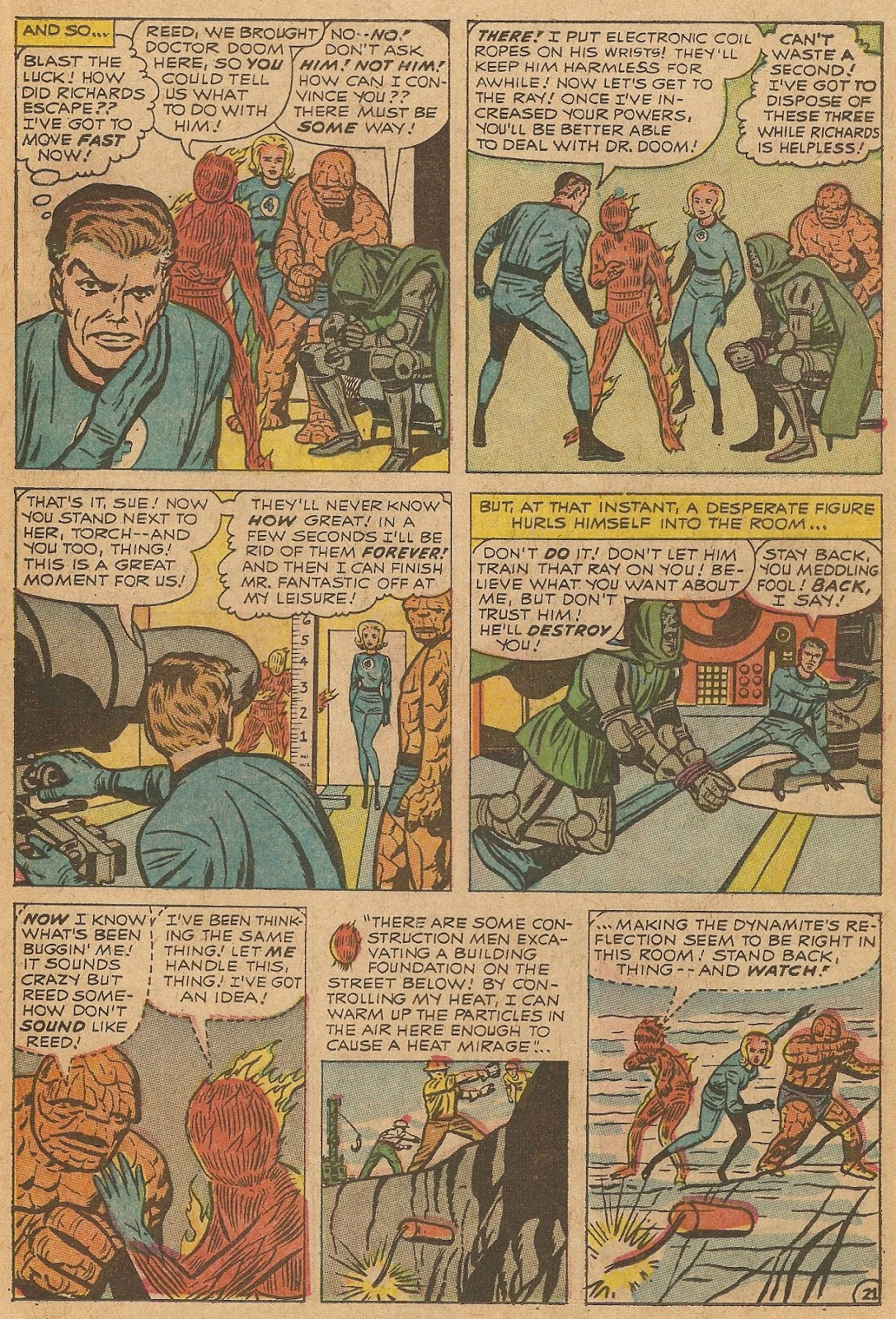 Marvel Collectors' Item Classics issue 8 - Page 23