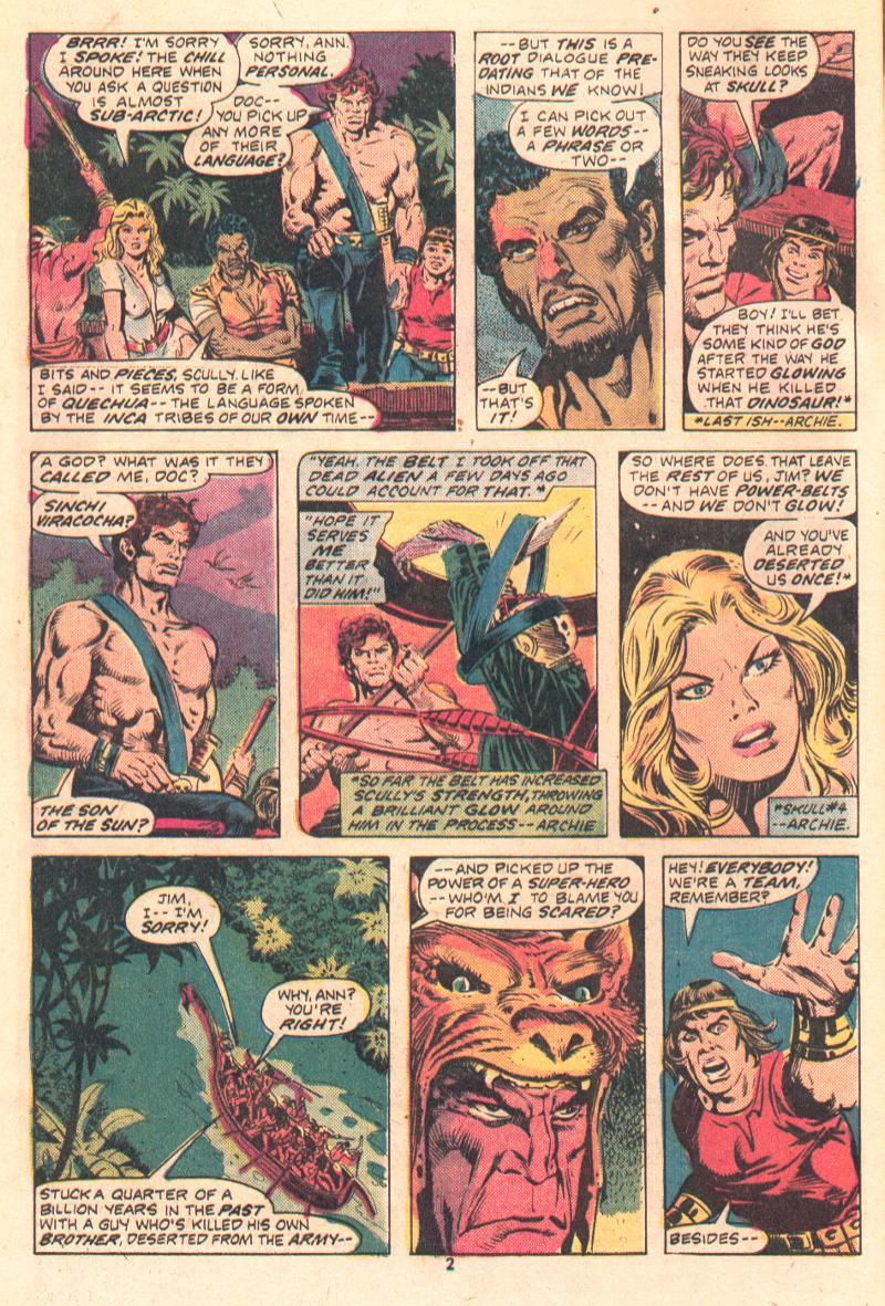 Read online Skull The Slayer comic -  Issue #7 - 3
