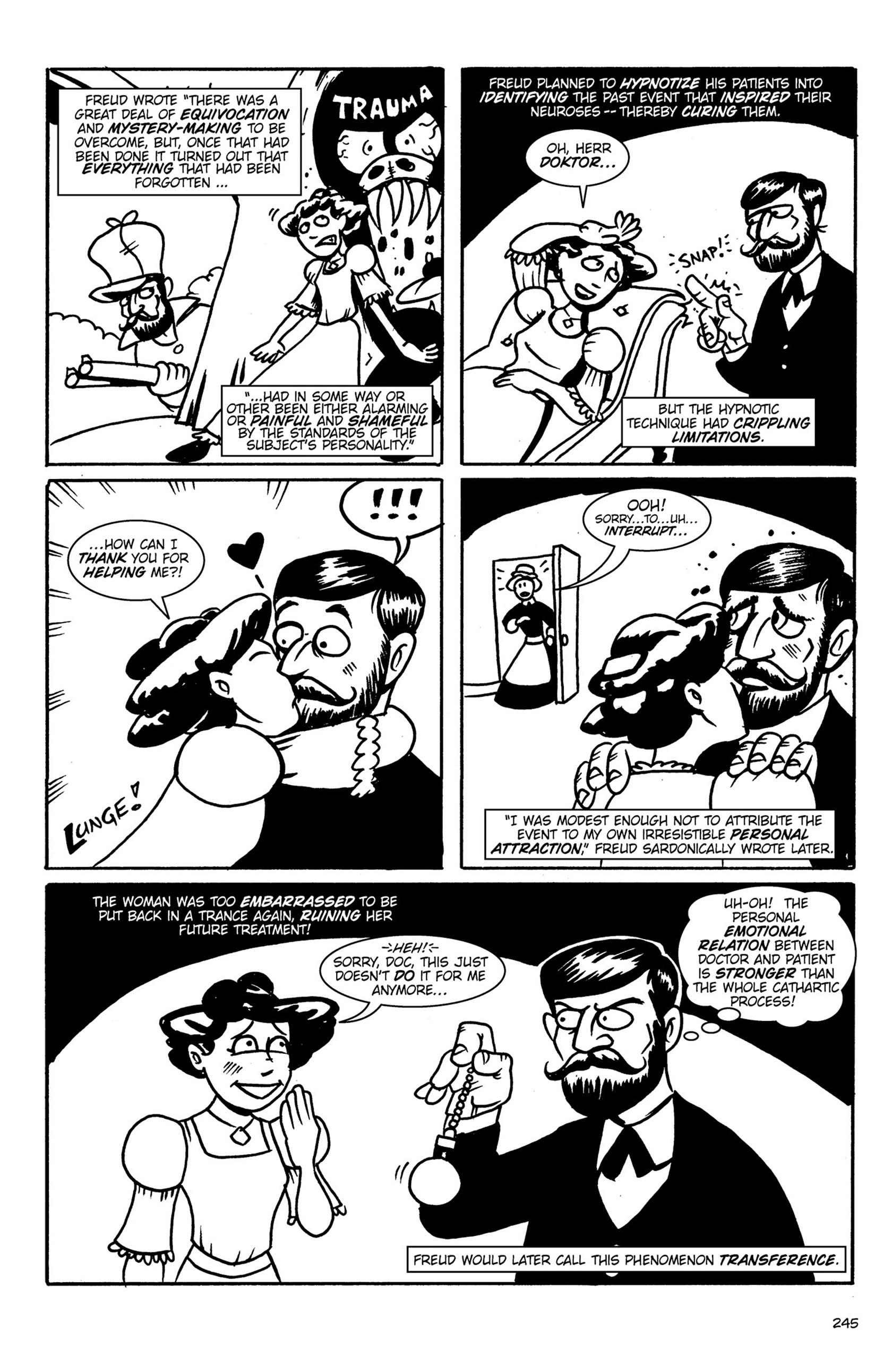 Read online Action Philosophers! comic -  Issue #Action Philosophers! TPB (Part 2) - 73