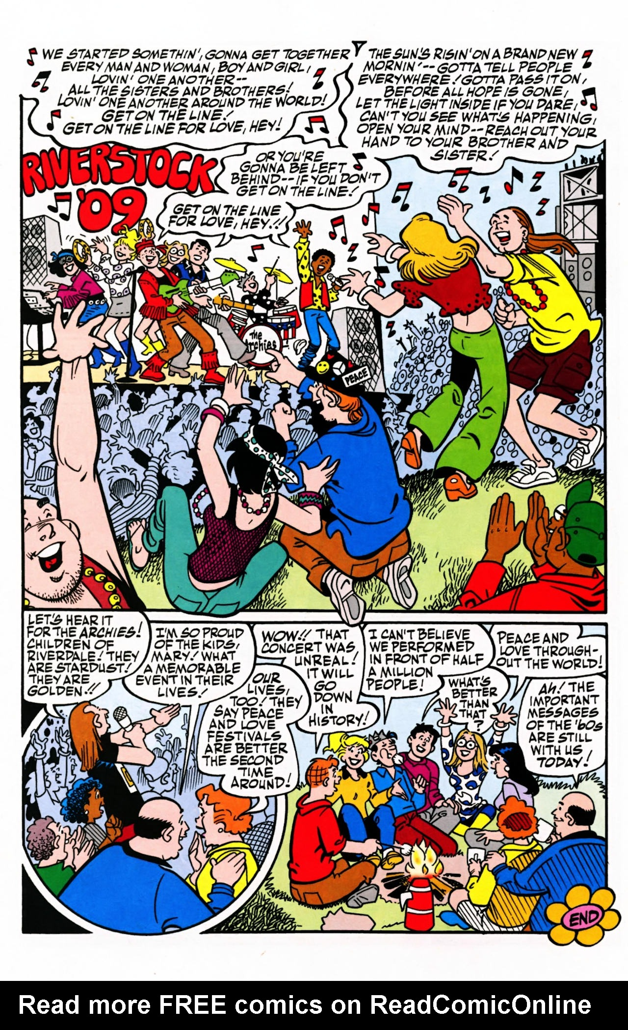 Read online Archie (1960) comic -  Issue #599 - 14
