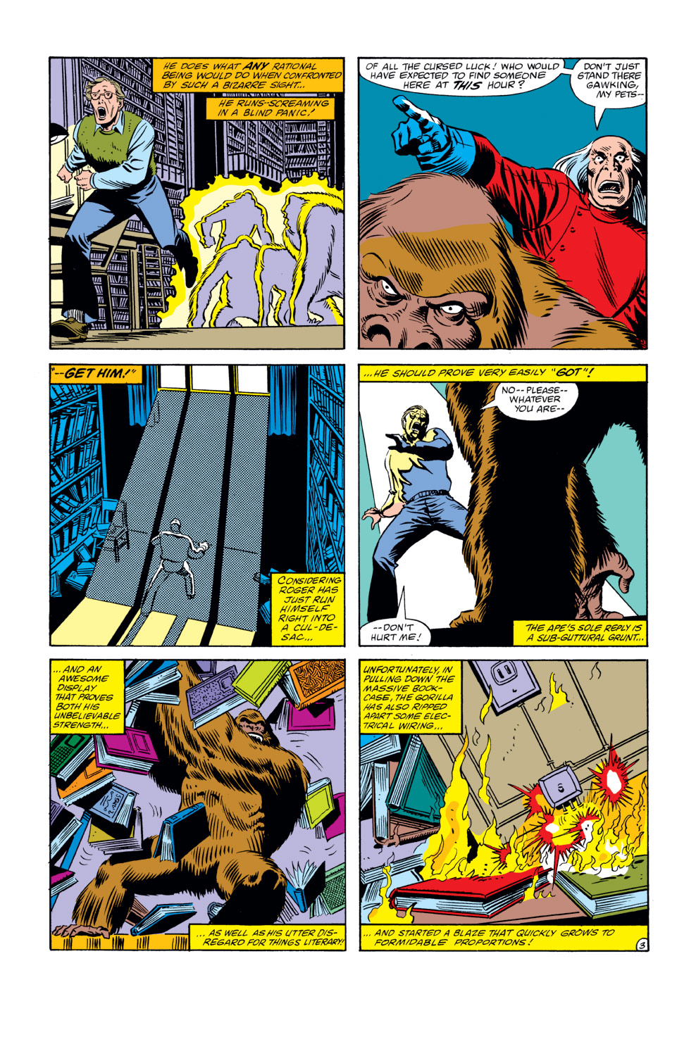 The Amazing Spider-Man (1963) 223 Page 3