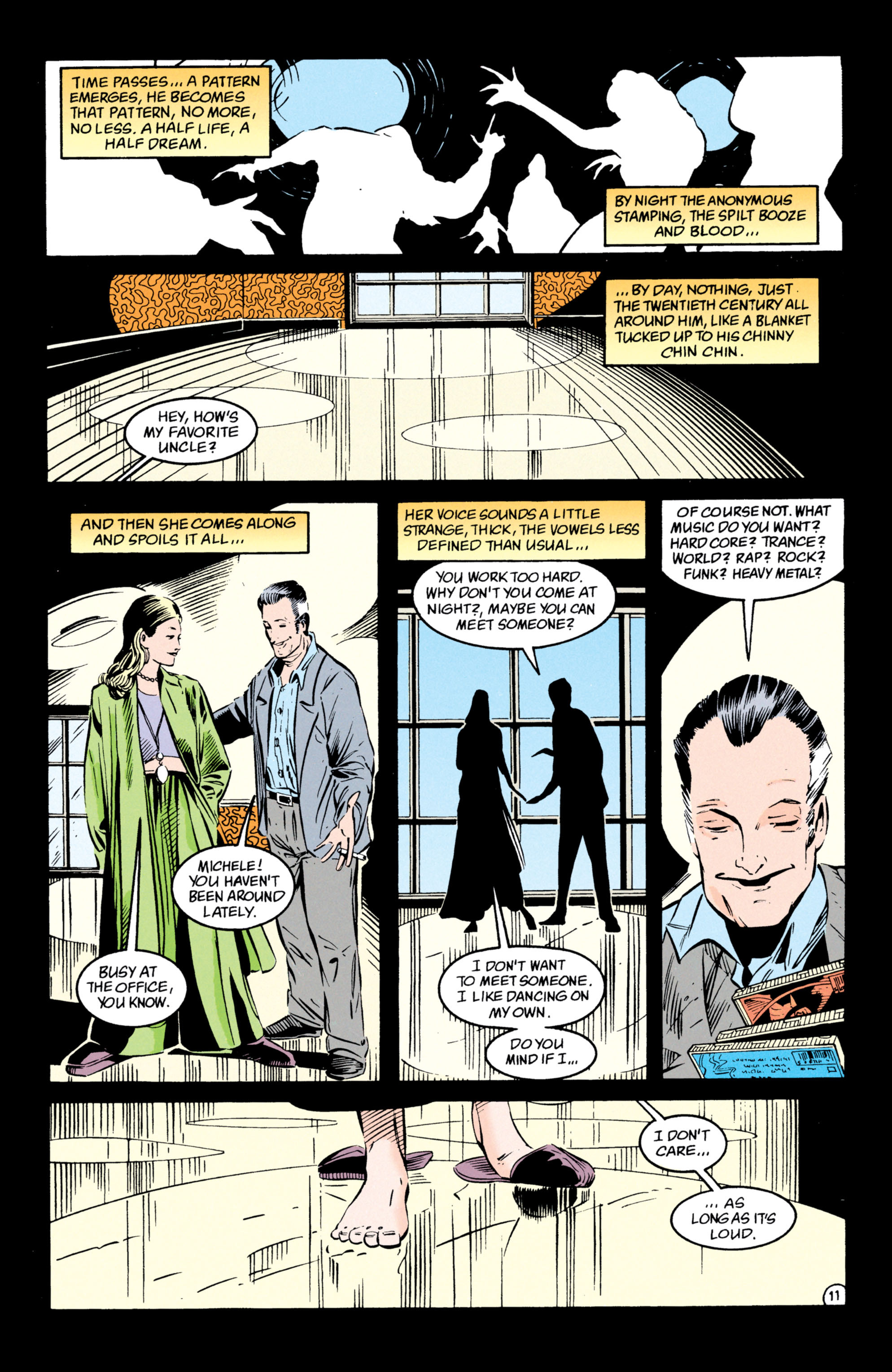 Read online Shade, the Changing Man comic -  Issue #54 - 12