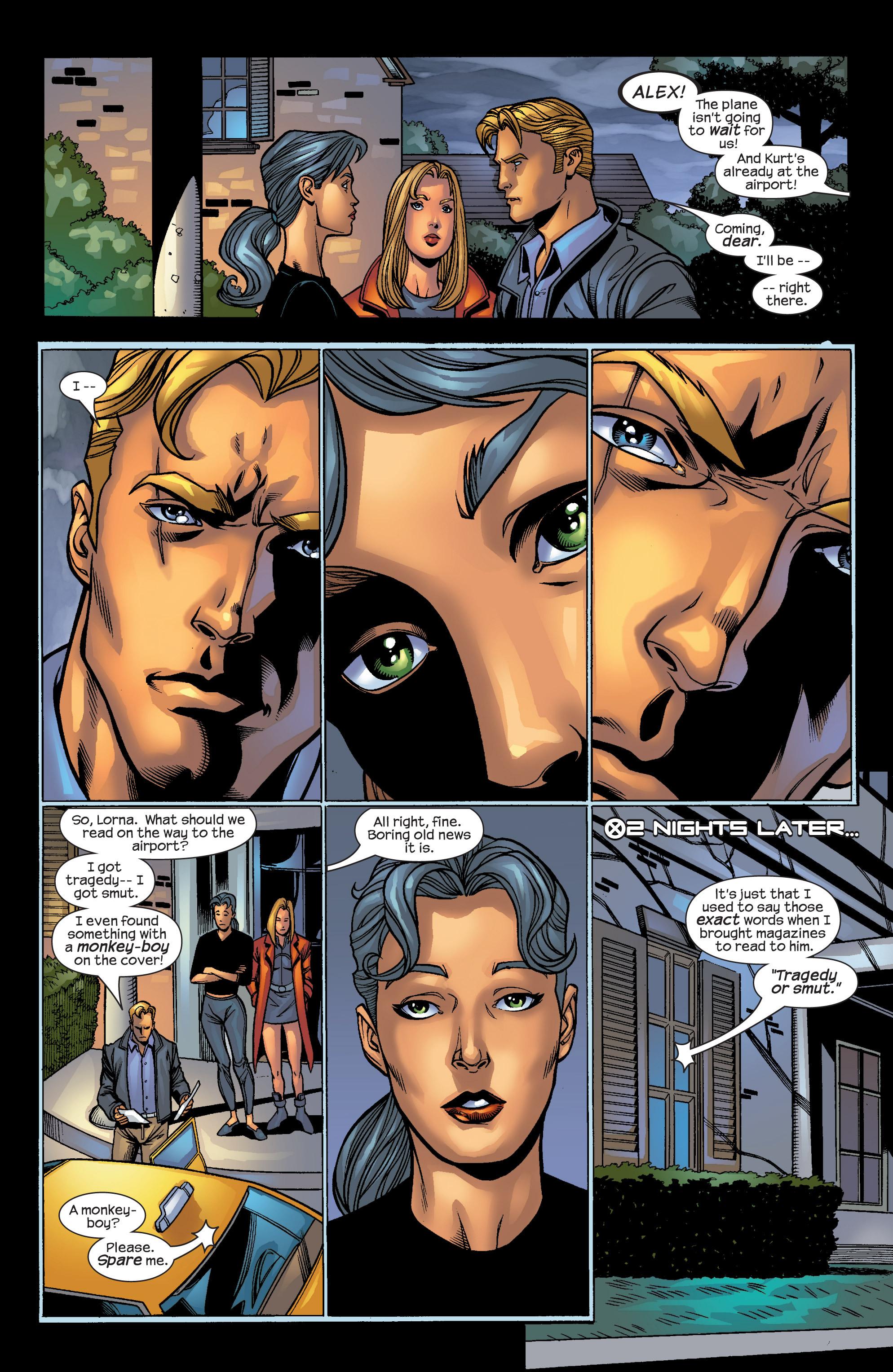 Read online Uncanny X-Men (1963) comic -  Issue #421 - 25