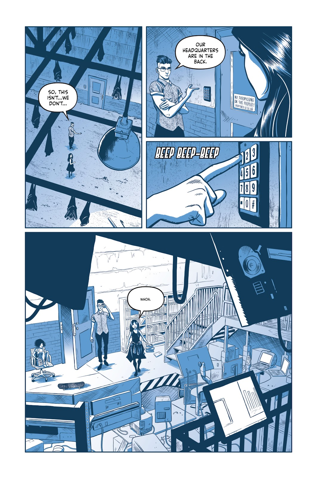 Read online Under the Moon: A Catwoman Tale comic -  Issue # TPB (Part 2) - 10