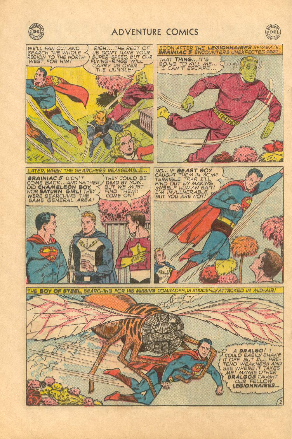 Read online Adventure Comics (1938) comic -  Issue #339 - 16