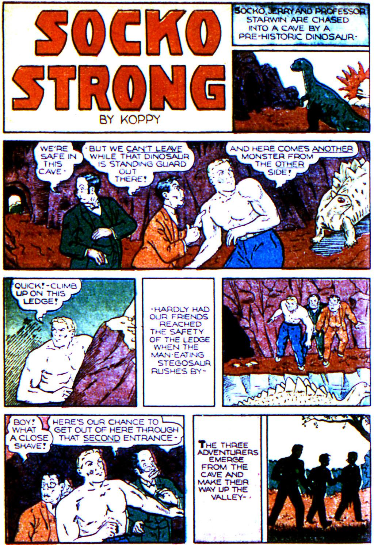 Read online Adventure Comics (1938) comic -  Issue #43 - 28