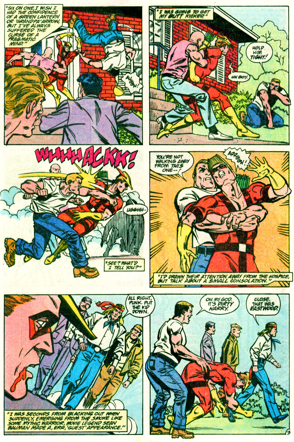 Read online Action Comics (1938) comic -  Issue #640 - 4
