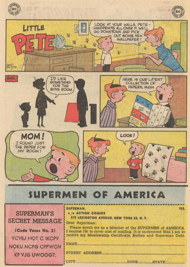 Read online Action Comics (1938) comic -  Issue #285 - 16