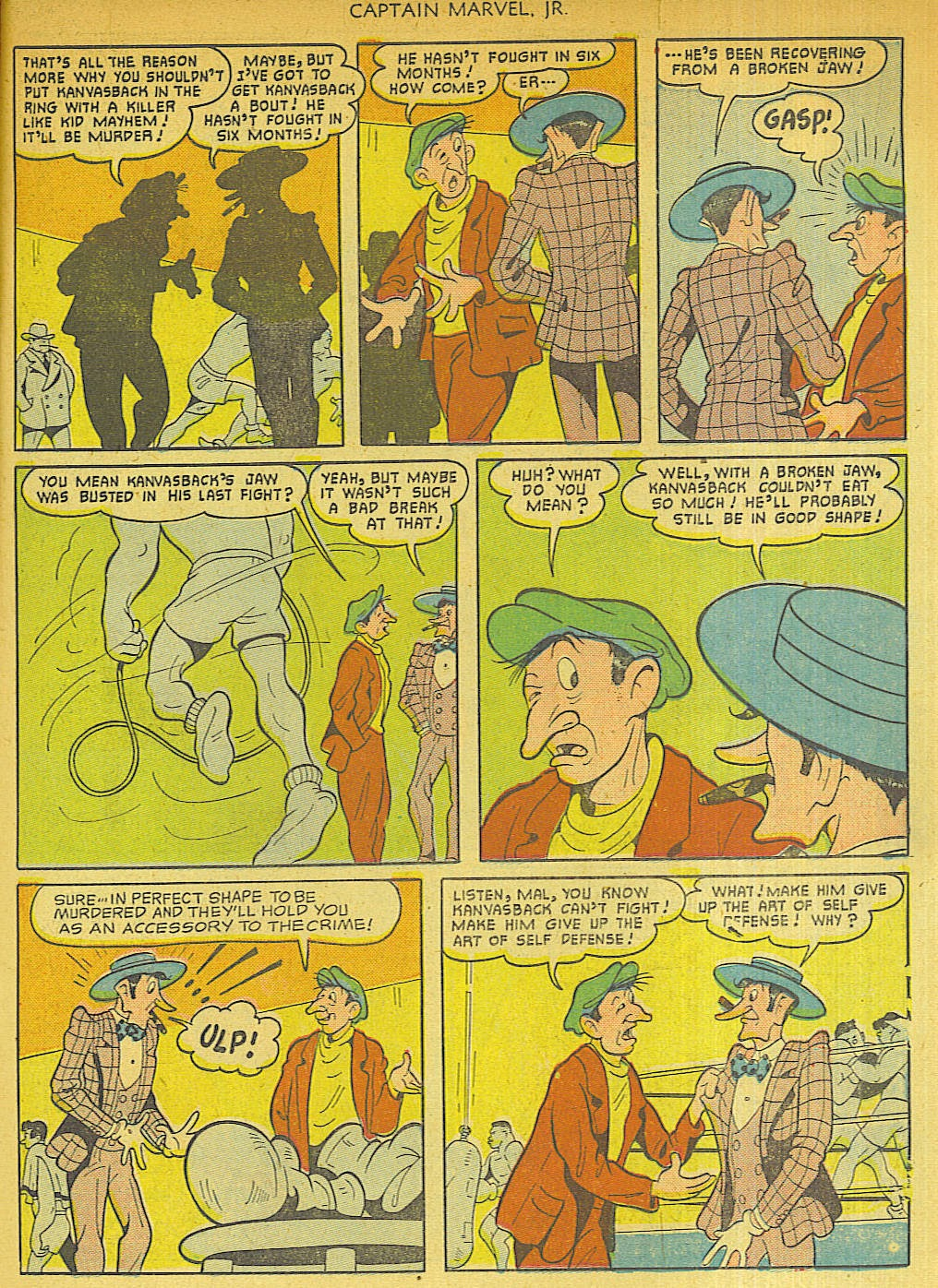 Captain Marvel, Jr. issue 96 - Page 15