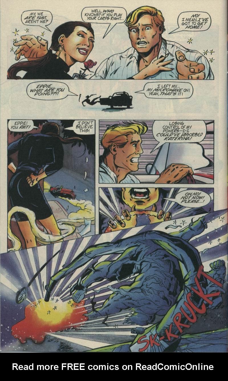 Read online Secret Weapons comic -  Issue #4 - 11