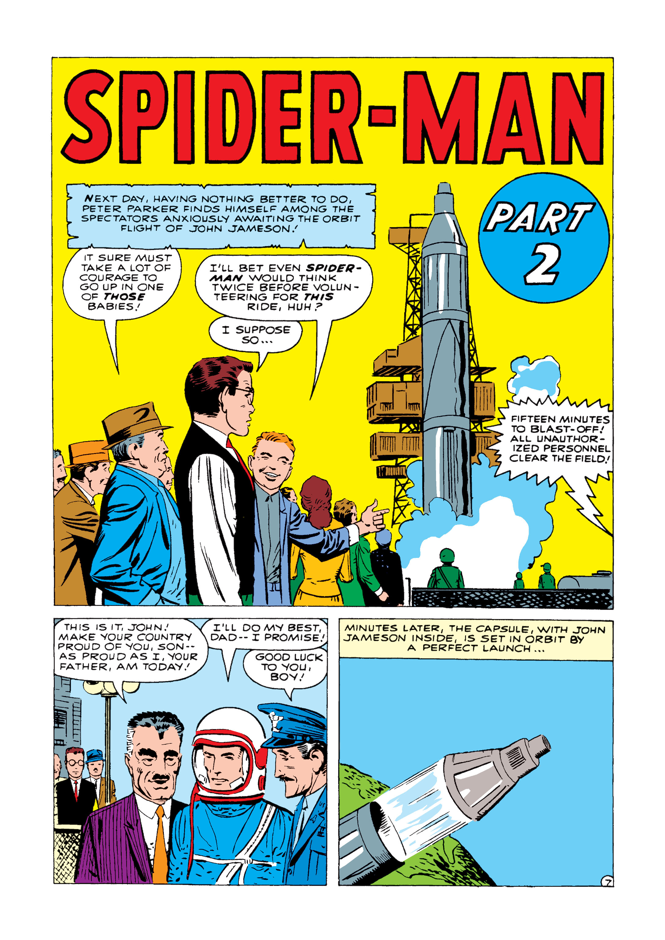 The Amazing Spider-Man (1963) 1 Page 7