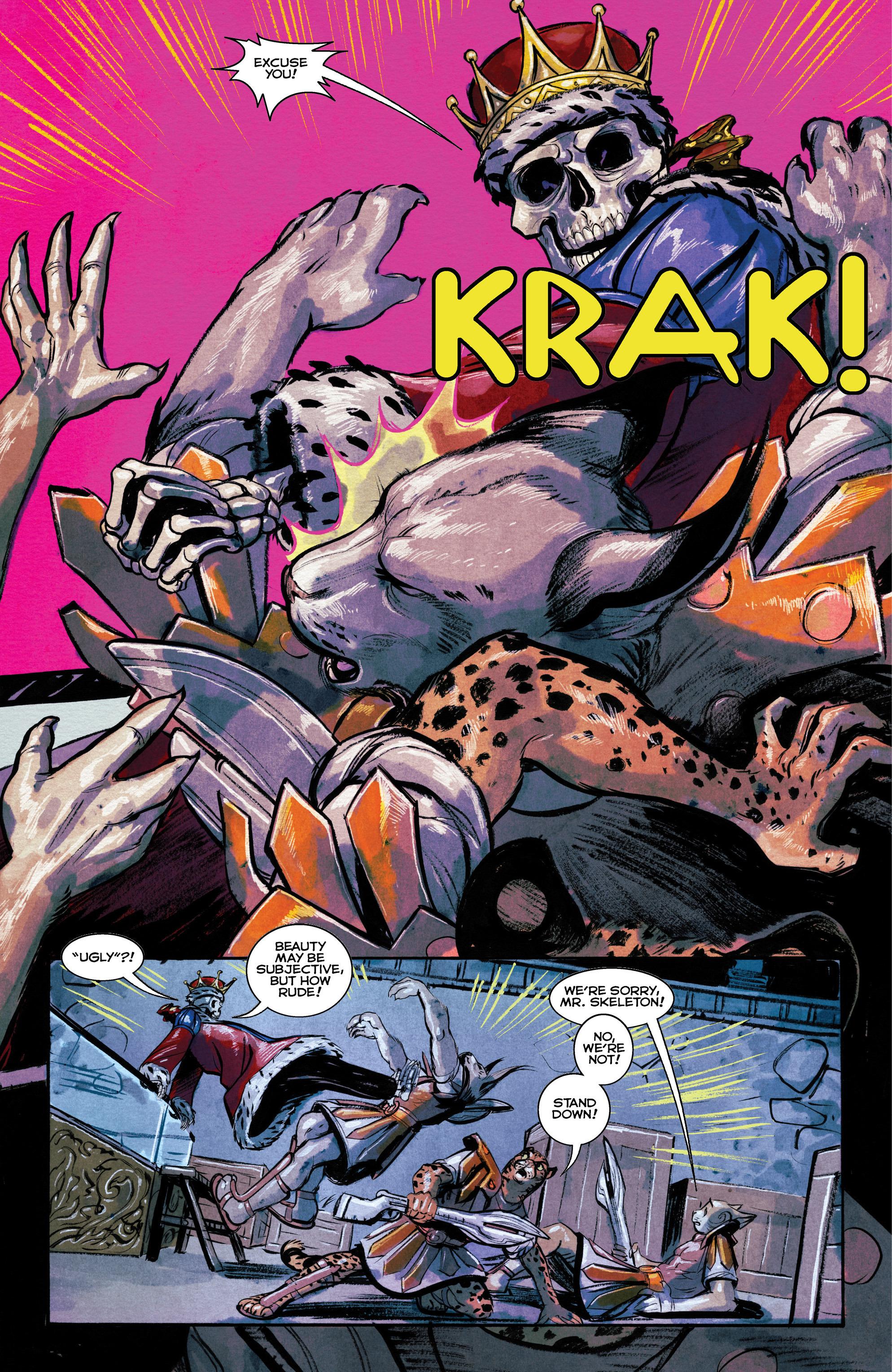 Read online Shutter comic -  Issue #16 - 10