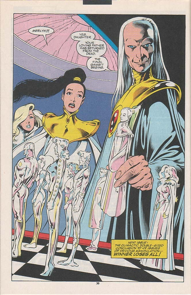 Excalibur (1988) issue 49 - Page 23