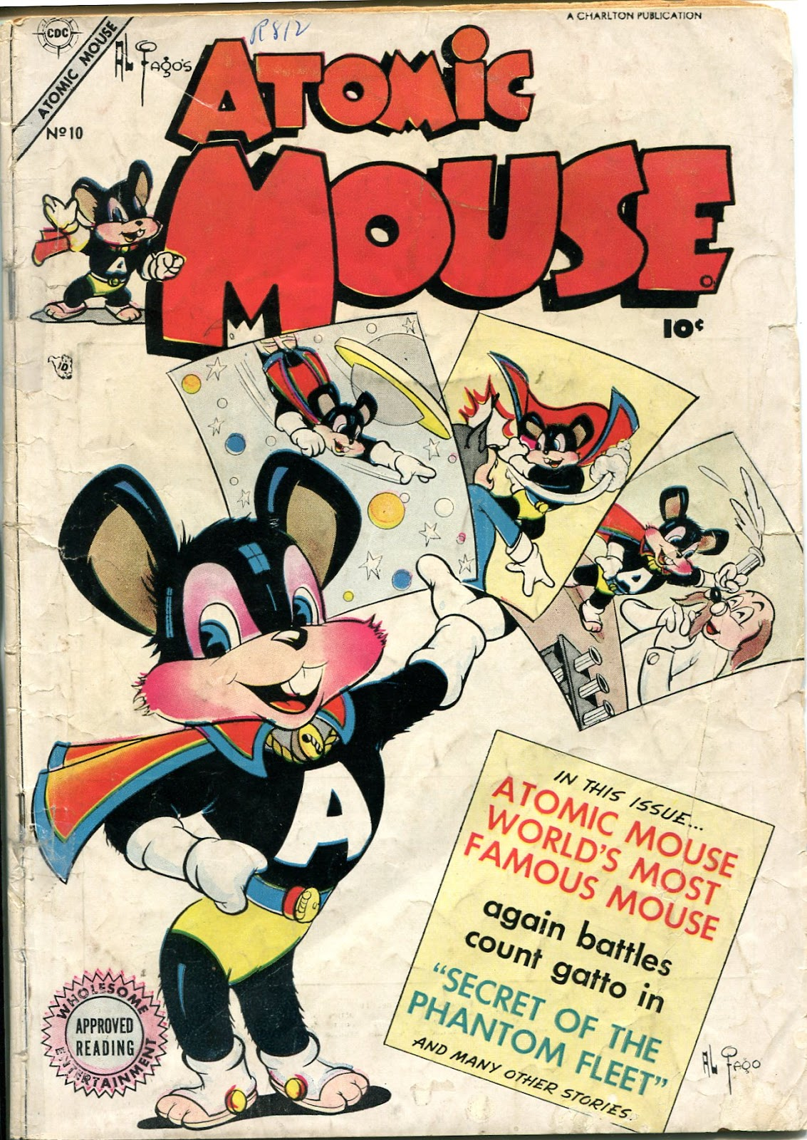 Atomic Mouse issue 10 - Page 1