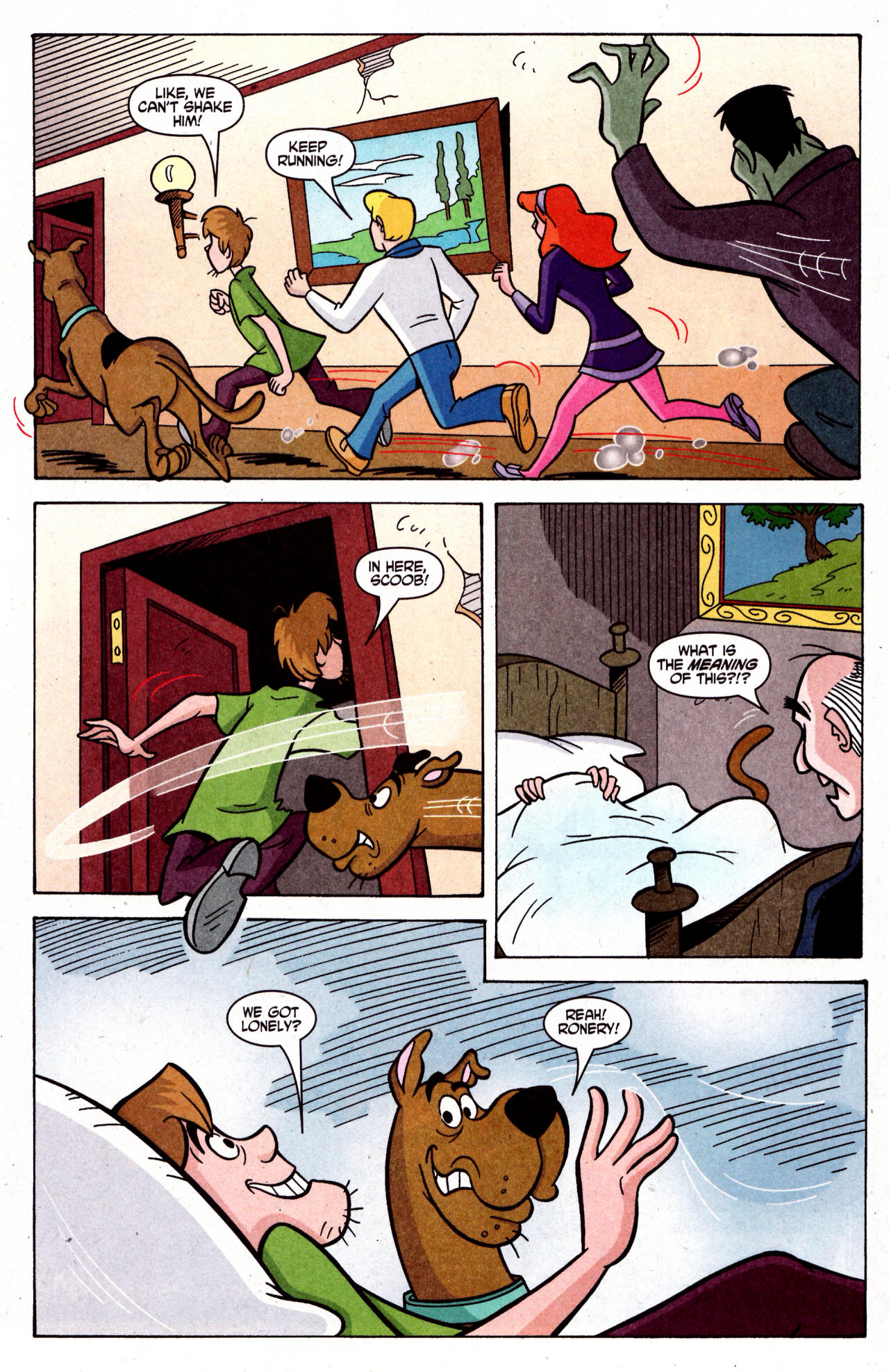 Read online Scooby-Doo (1997) comic -  Issue #127 - 6