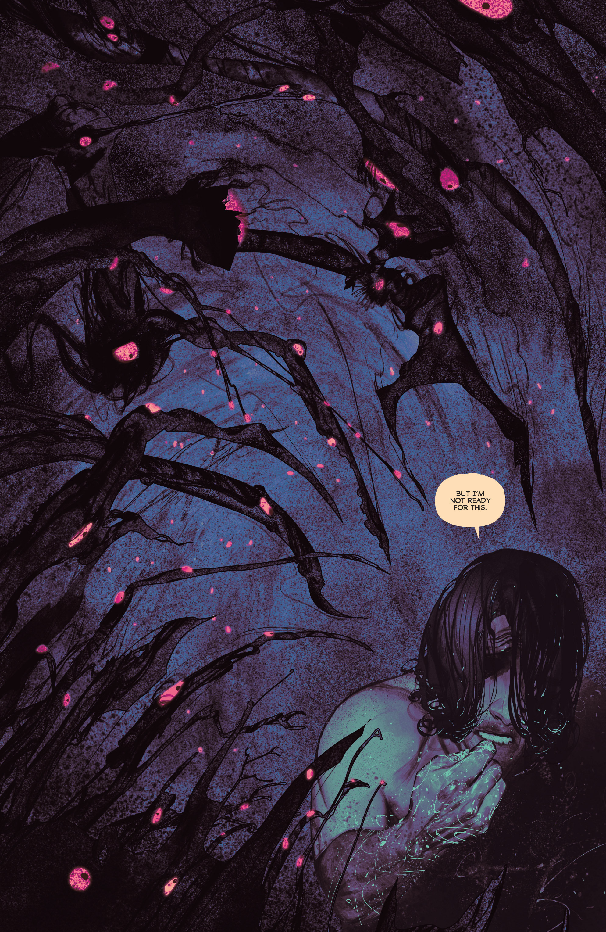 Read online Annihilator comic -  Issue #4 - 32