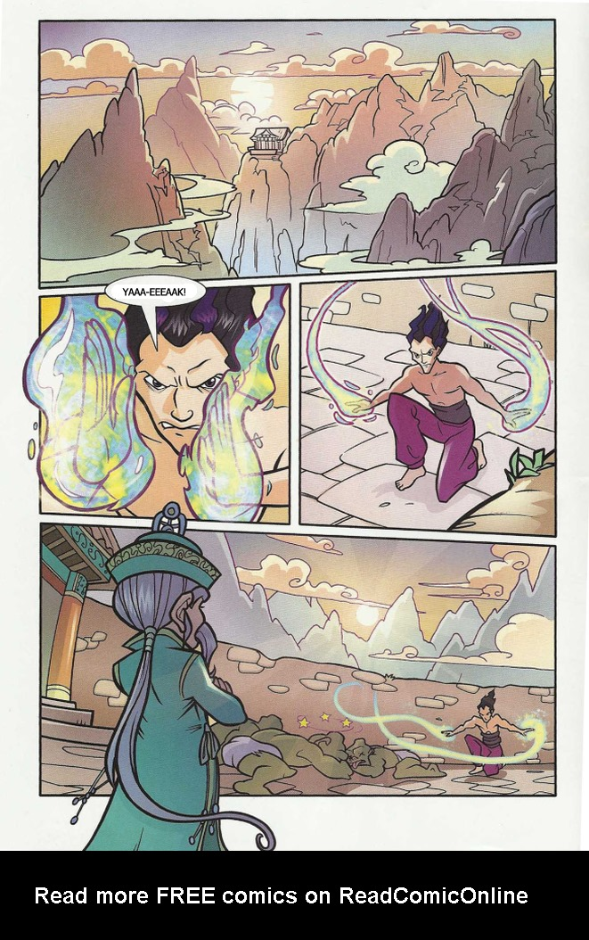 Winx Club Comic 83 Page 2