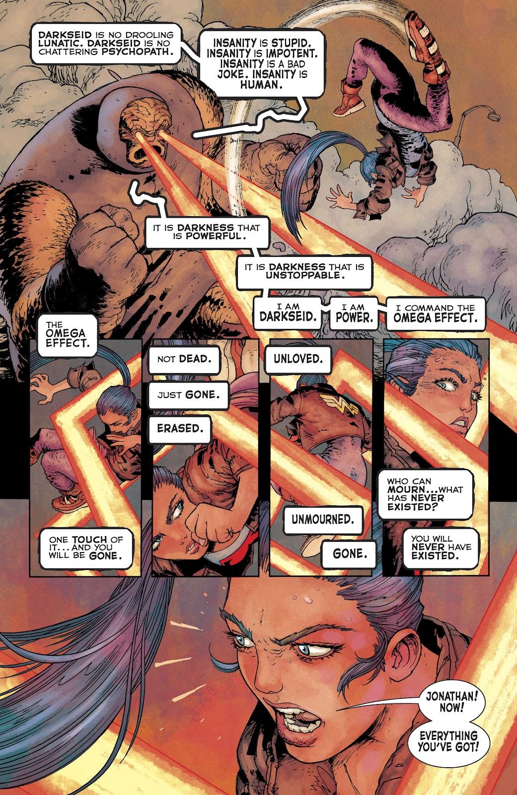 Dark Knight Returns: The Golden Child issue Full - Page 23