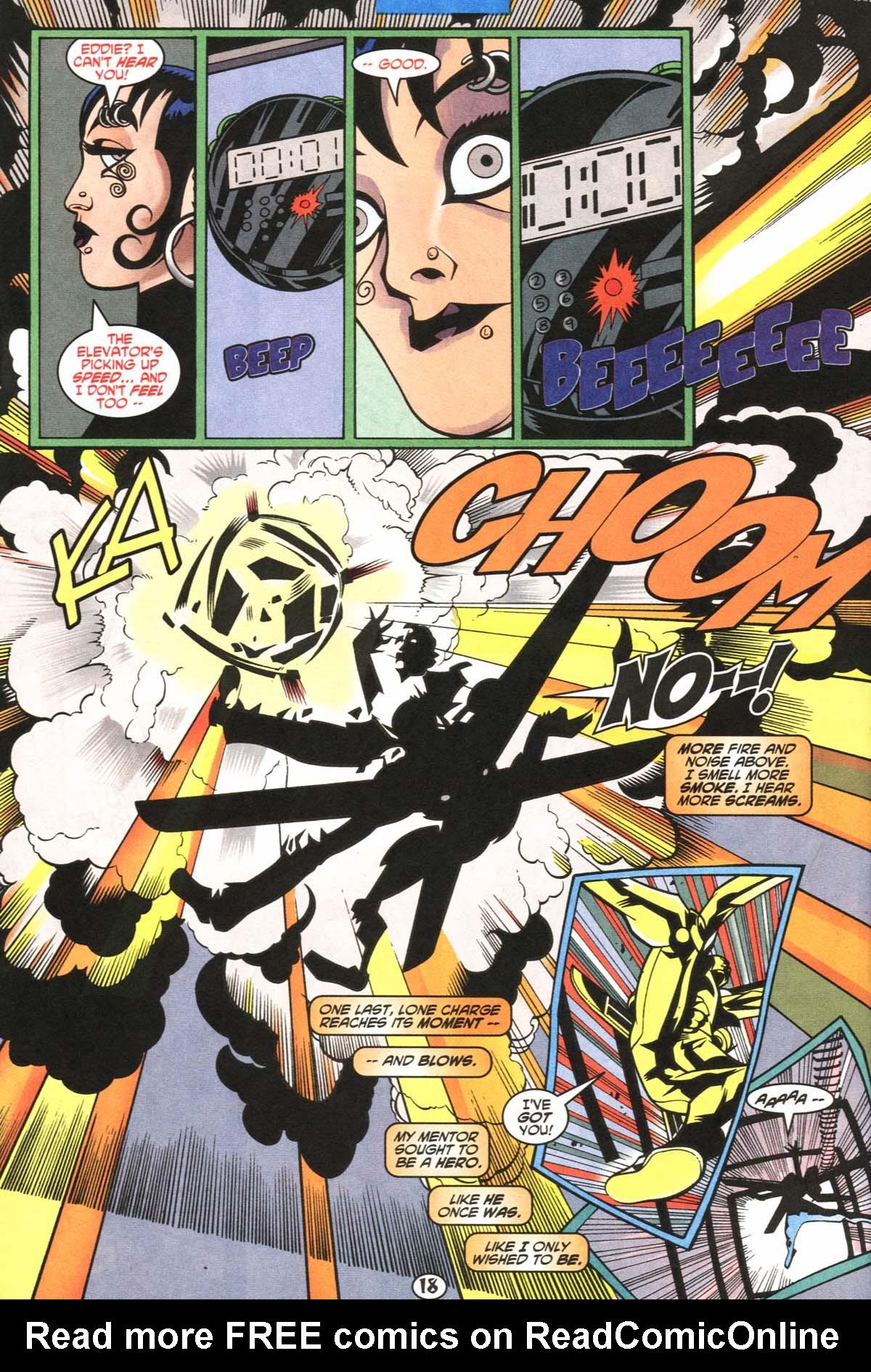 Read online Slingers comic -  Issue #5 - 19