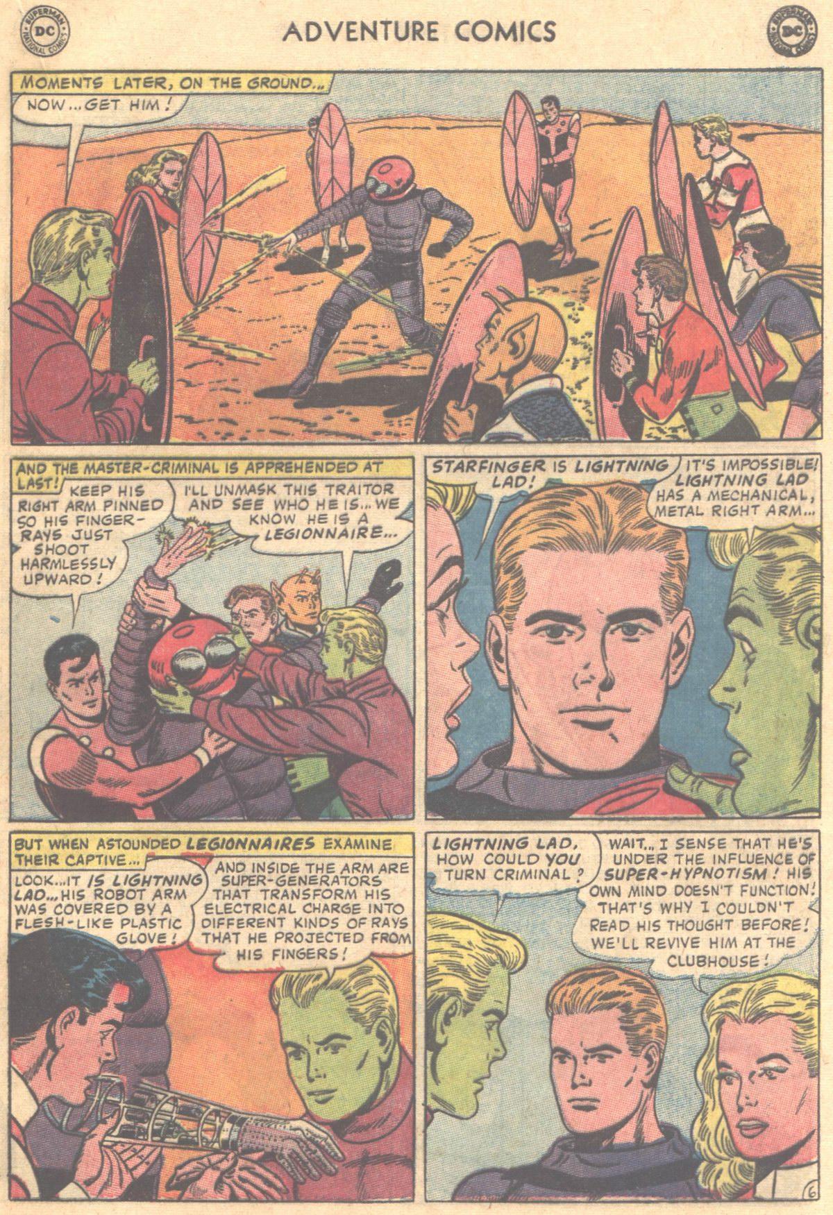 Read online Adventure Comics (1938) comic -  Issue #336 - 18
