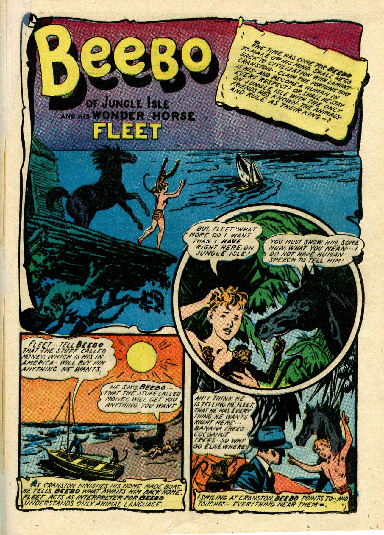 Read online Shadow Comics comic -  Issue #33 - 37