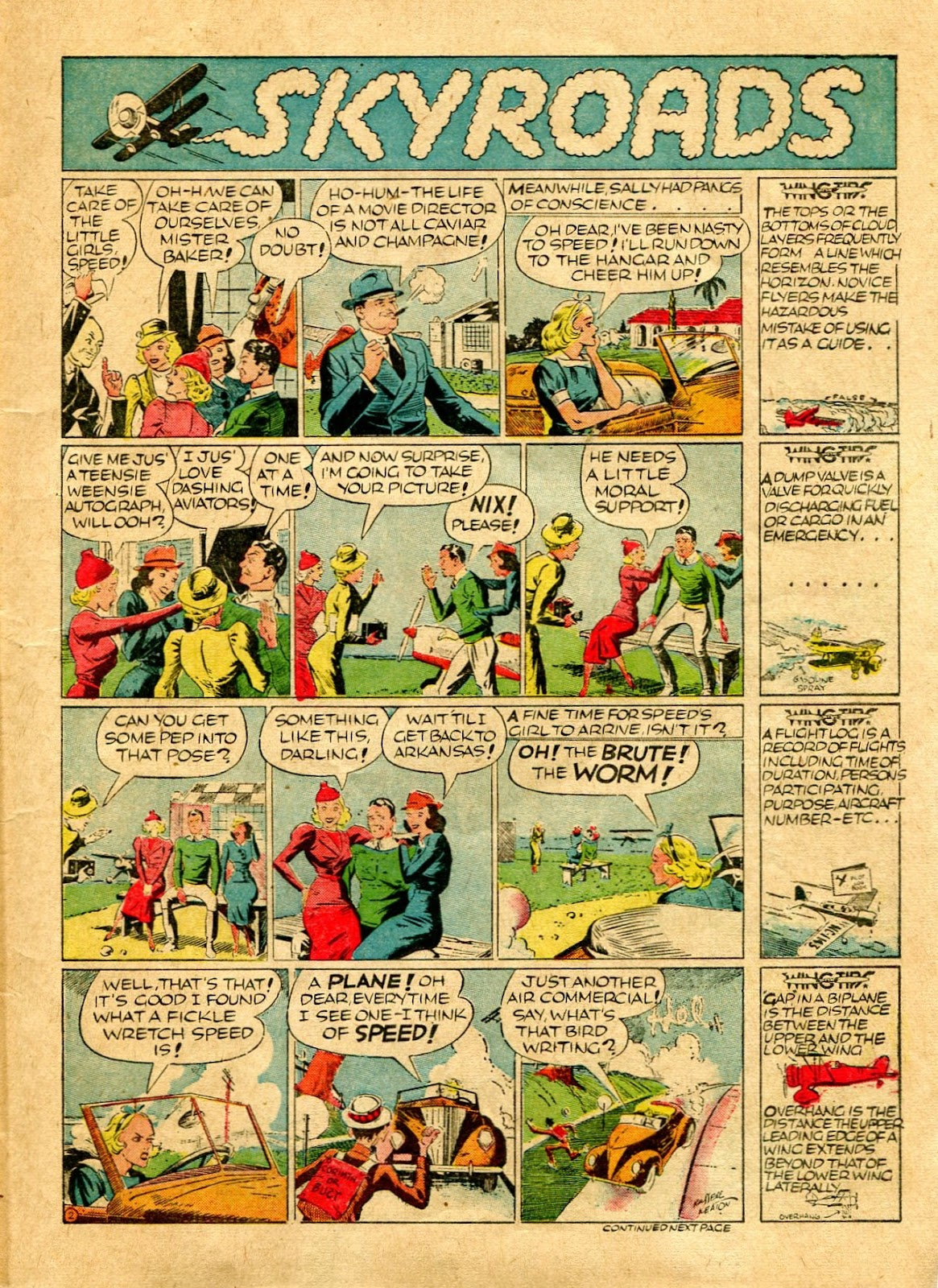 Read online Famous Funnies comic -  Issue #64 - 13