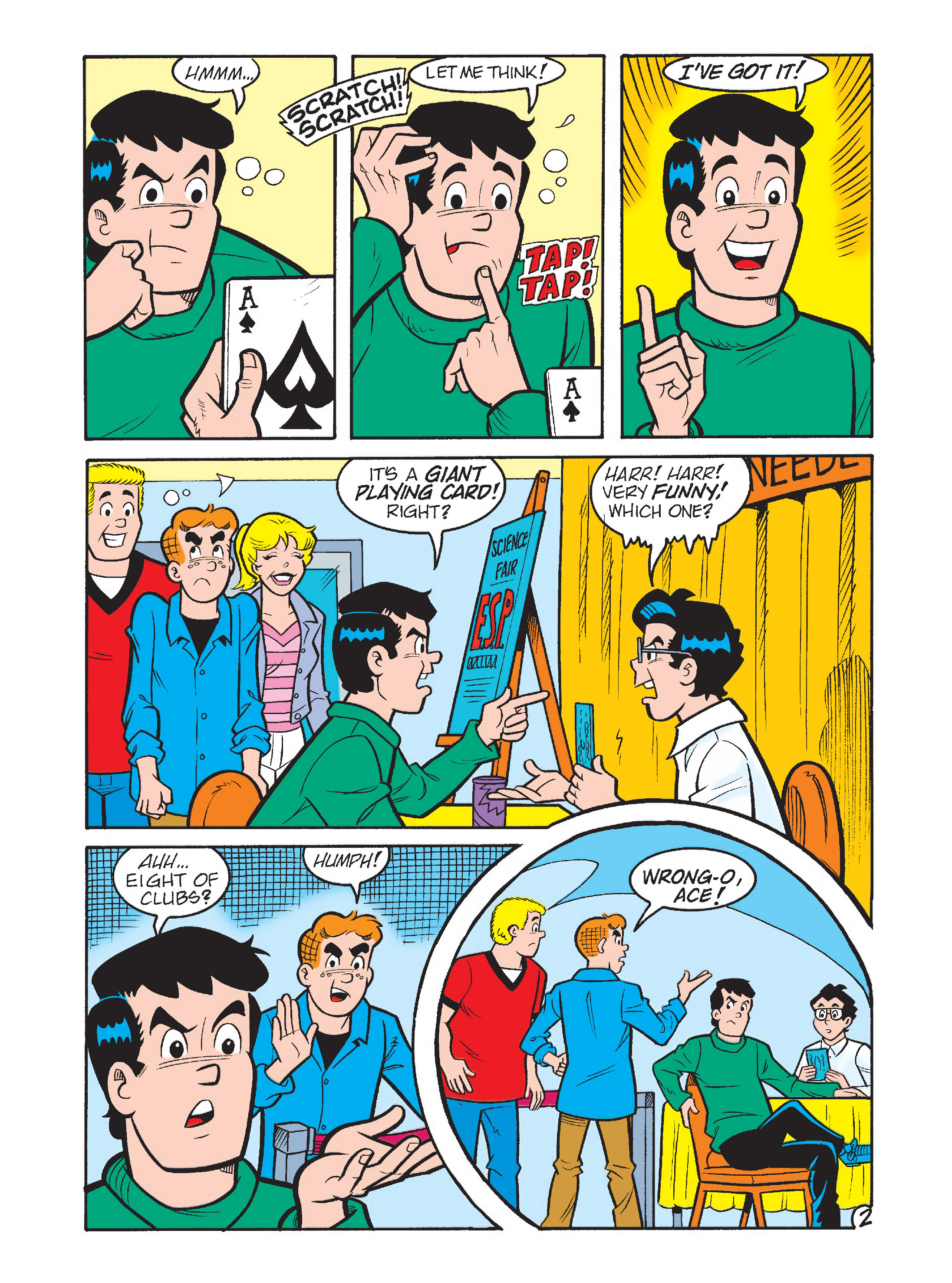 Read online Archie's Funhouse Double Digest comic -  Issue #2 - 3