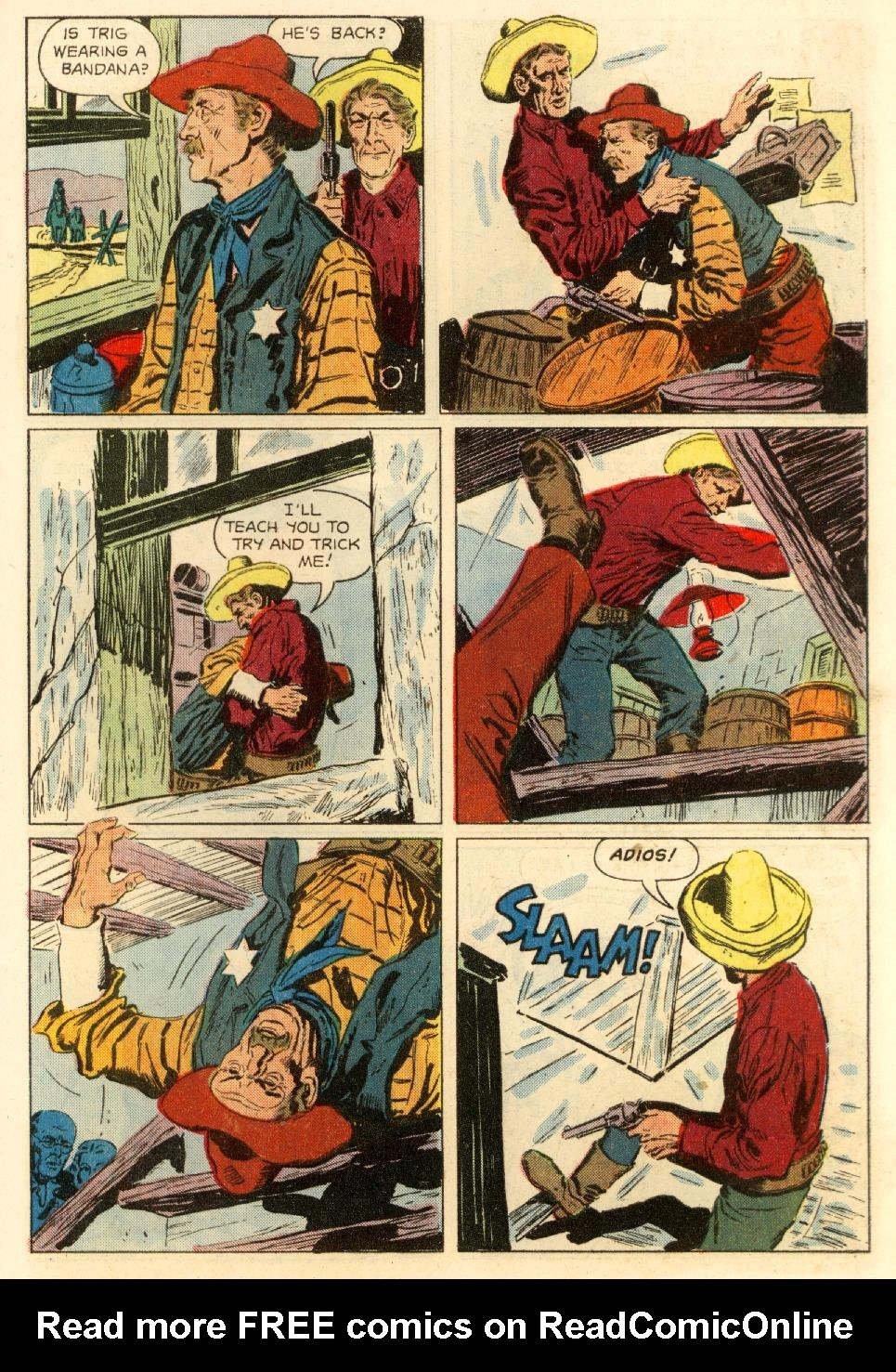 Four Color Comics issue 768 - Page 33