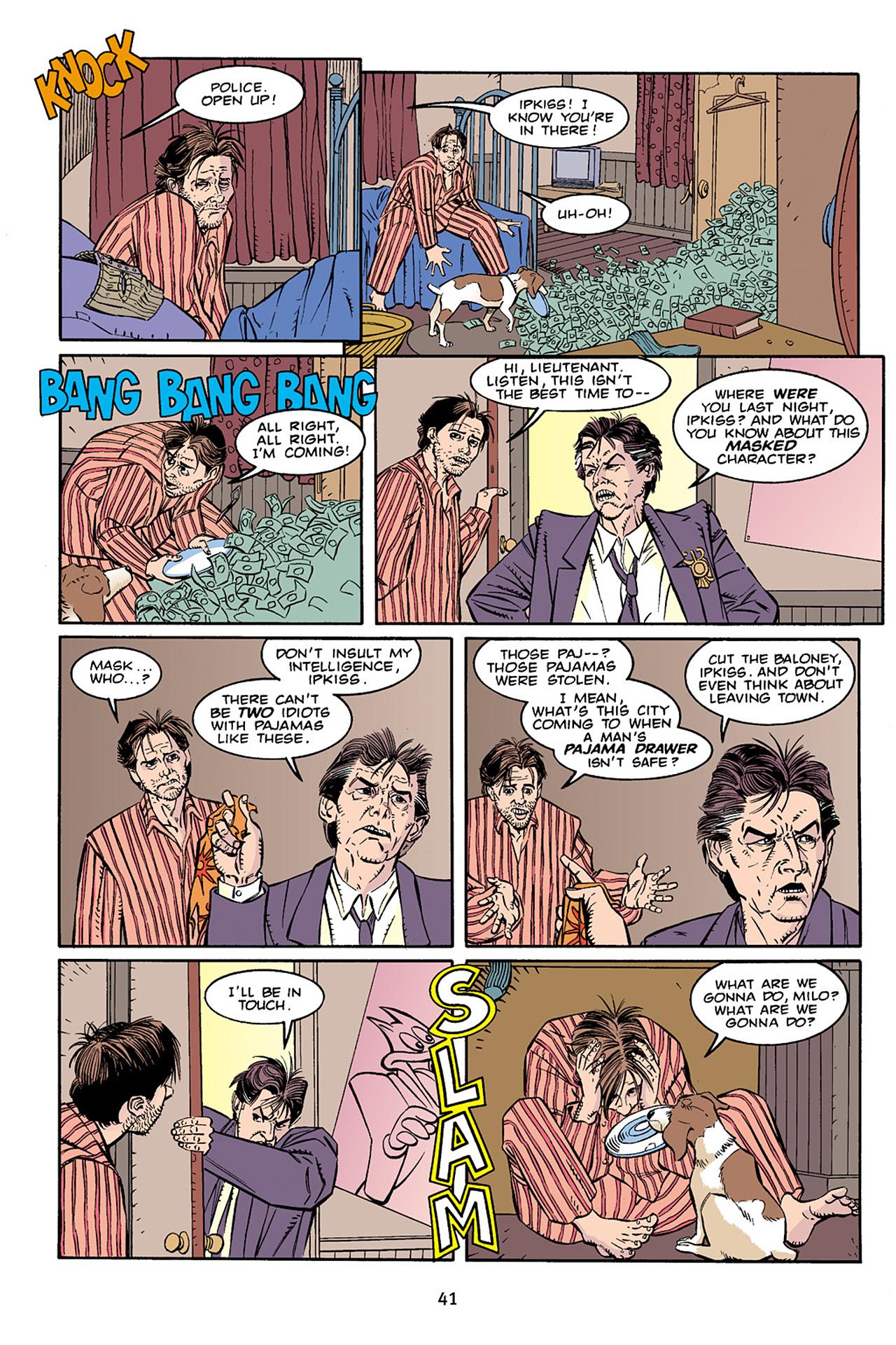 Read online Adventures Of The Mask Omnibus comic -  Issue #Adventures Of The Mask Omnibus Full - 41