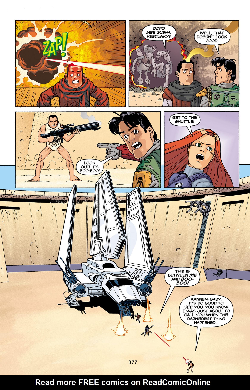 Read online Star Wars Omnibus comic -  Issue # Vol. 30 - 369