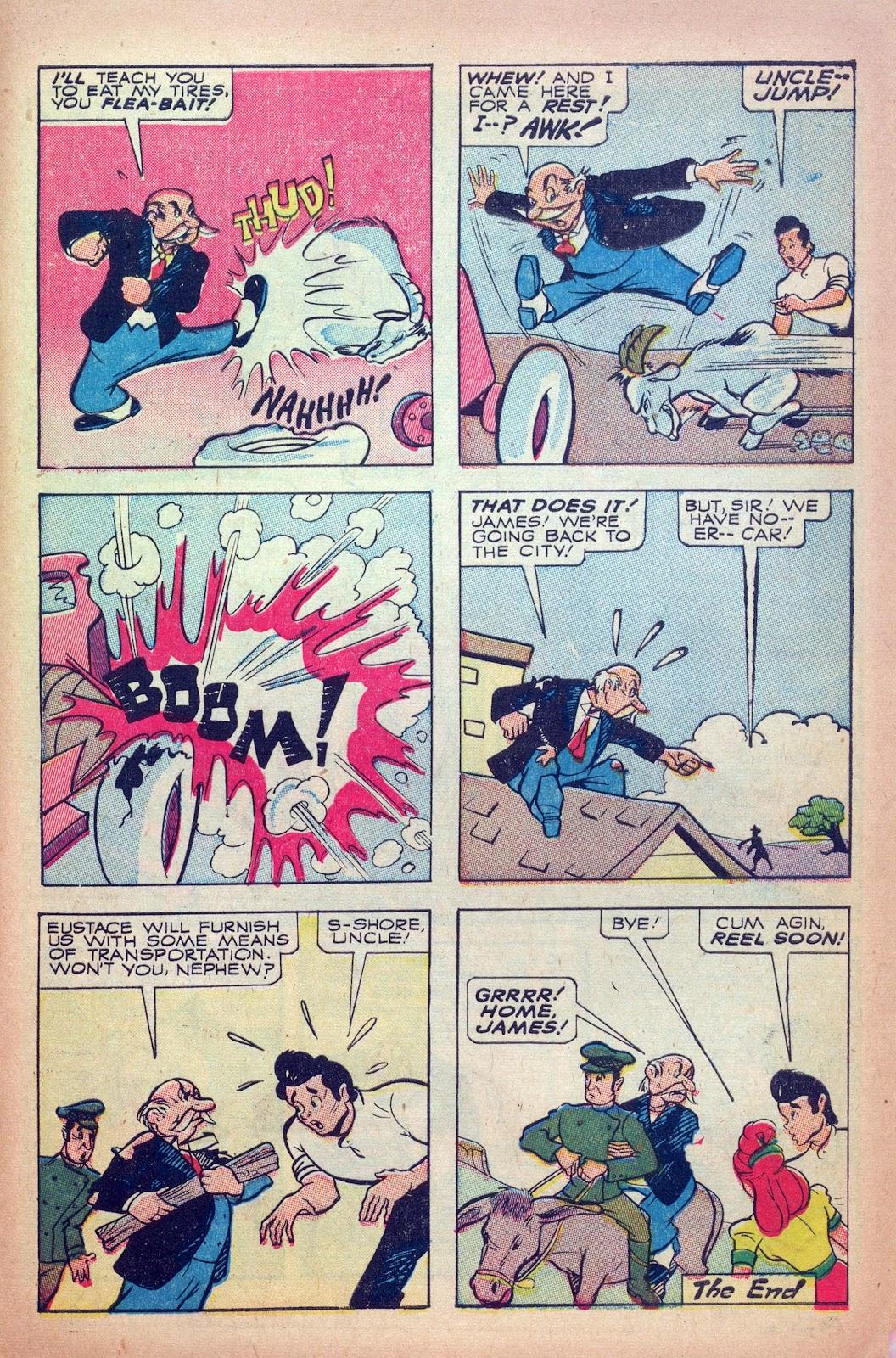 Read online Joker Comics comic -  Issue #21 - 27