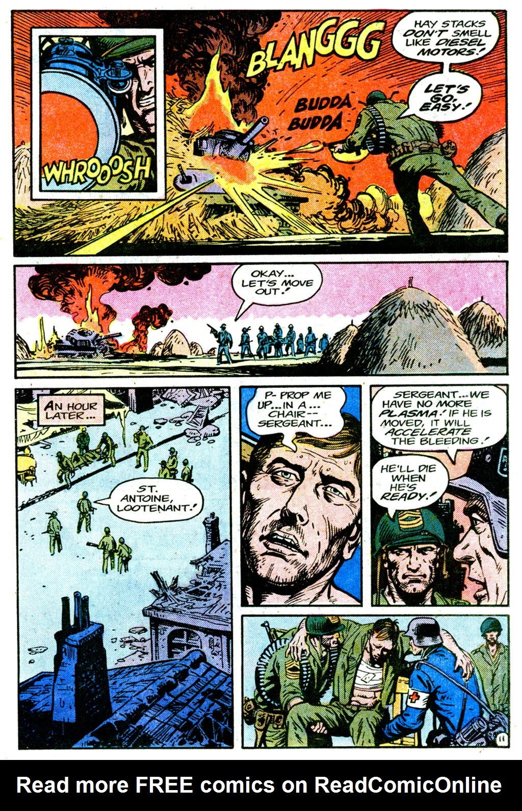 Sgt. Rock issue 361 - Page 12