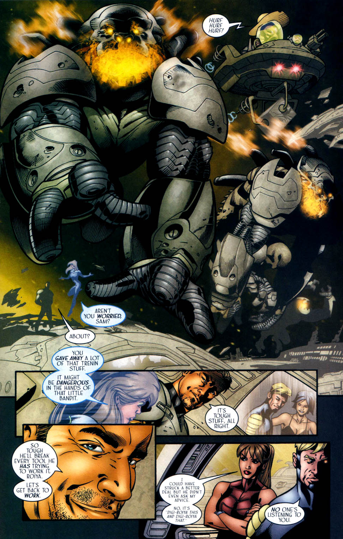 Read online Sigil (2000) comic -  Issue #33 - 19
