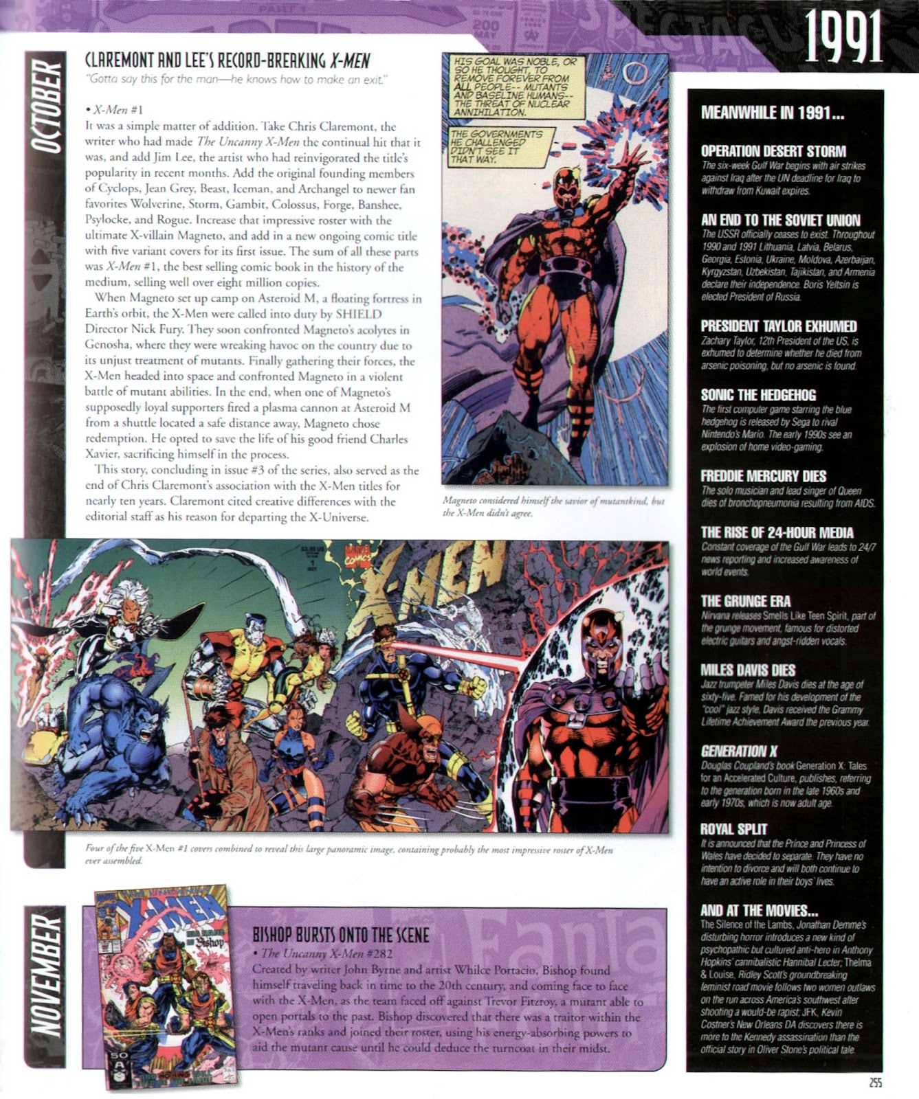 Read online Marvel Chronicle comic -  Issue # TPB (Part 3) - 45
