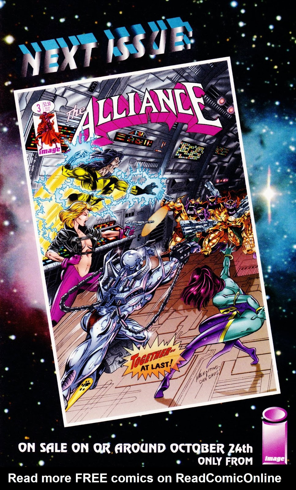 Read online The Alliance comic -  Issue #2 - 25
