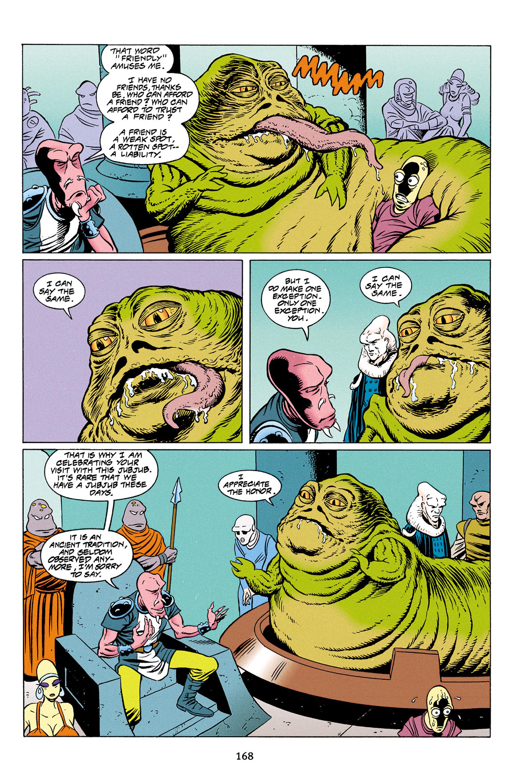 Read online Star Wars Omnibus comic -  Issue # Vol. 30 - 165