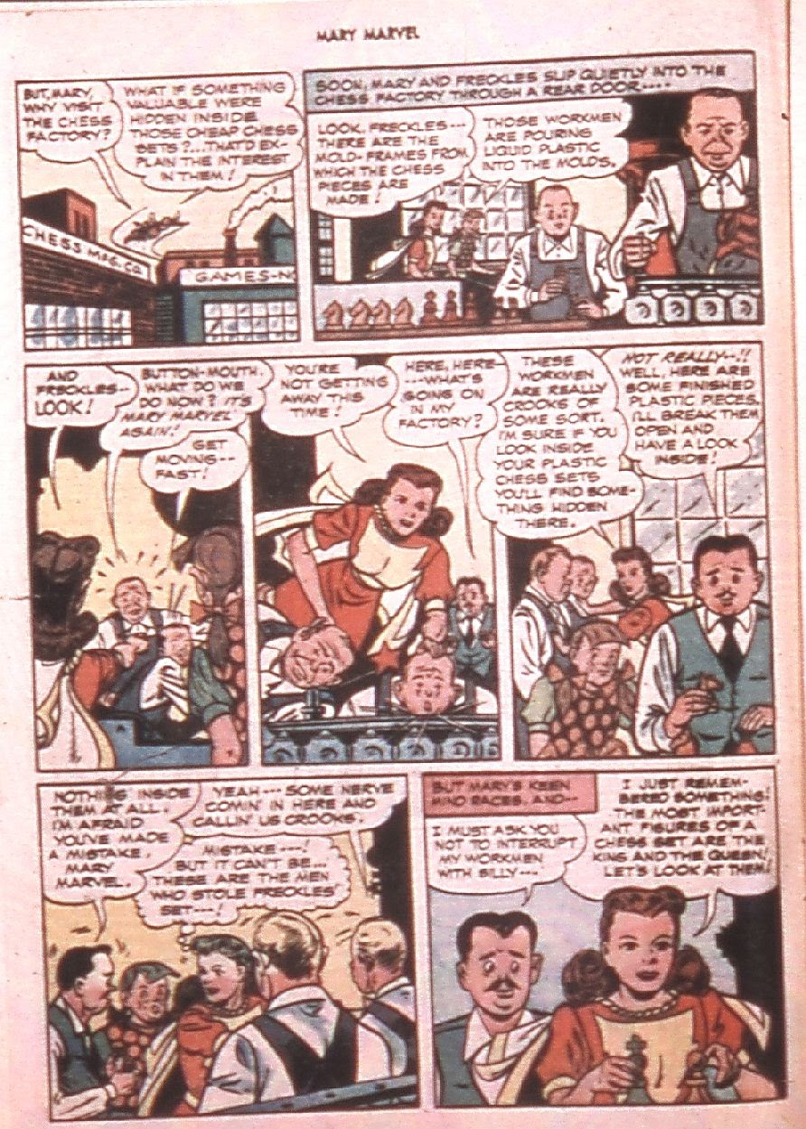 Mary Marvel issue 25 - Page 20