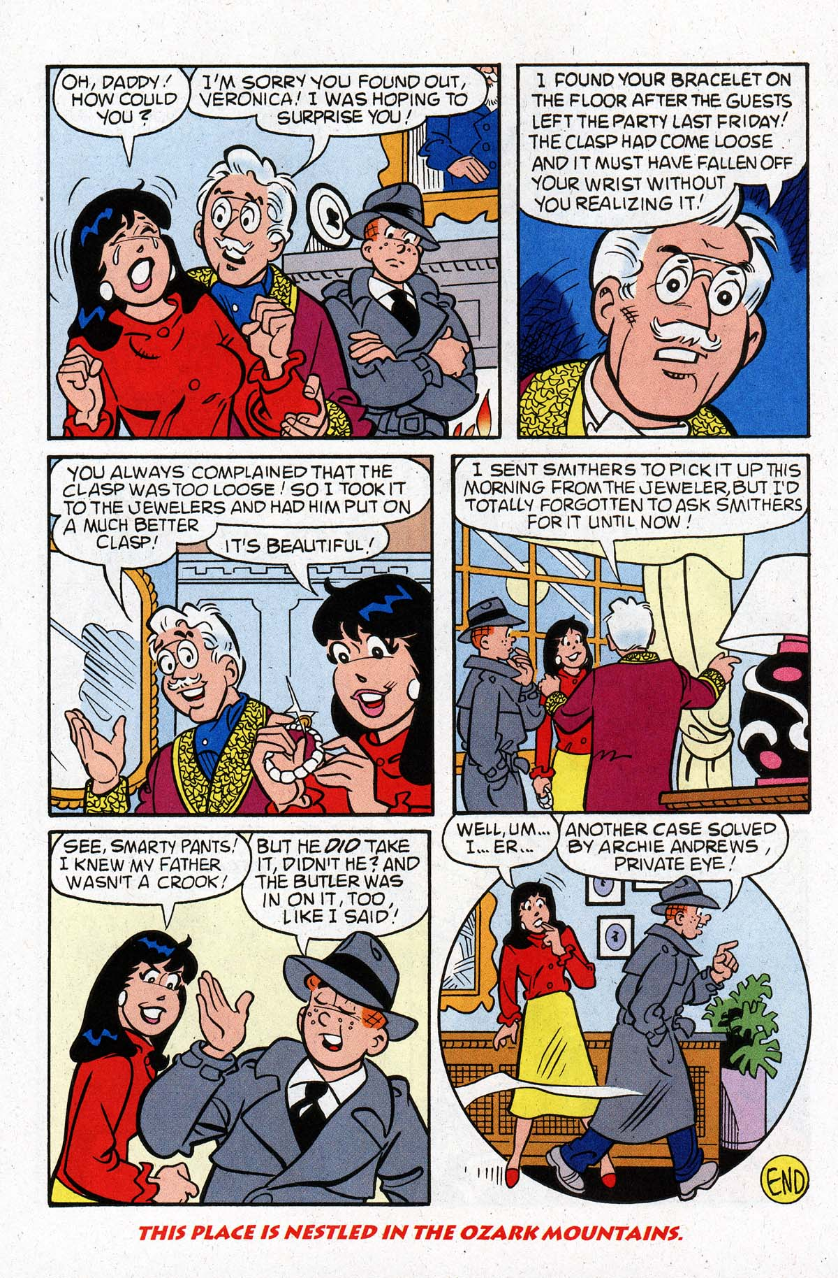 Read online Archie (1960) comic -  Issue #533 - 13