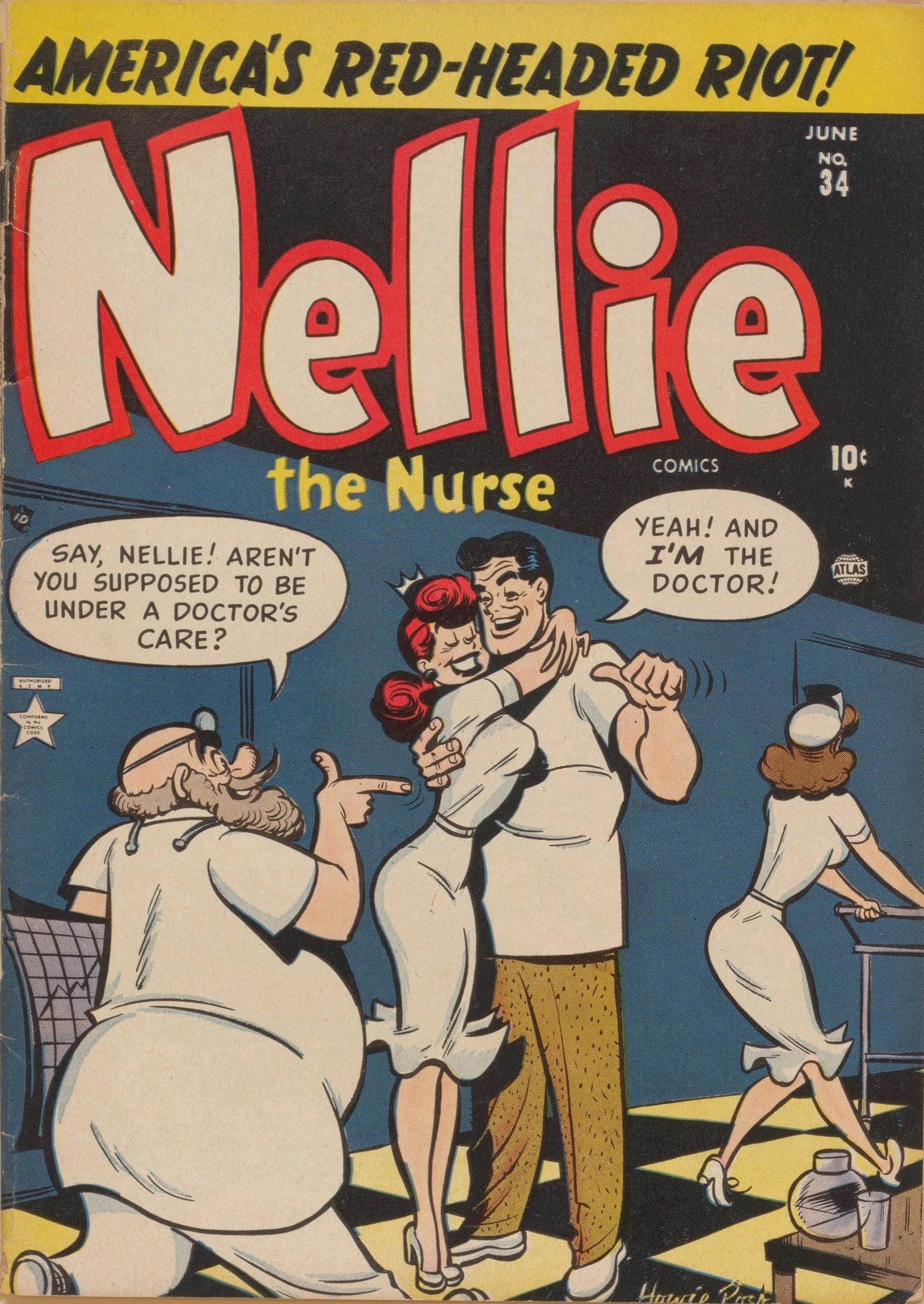 Nellie The Nurse (1945) 34 Page 1
