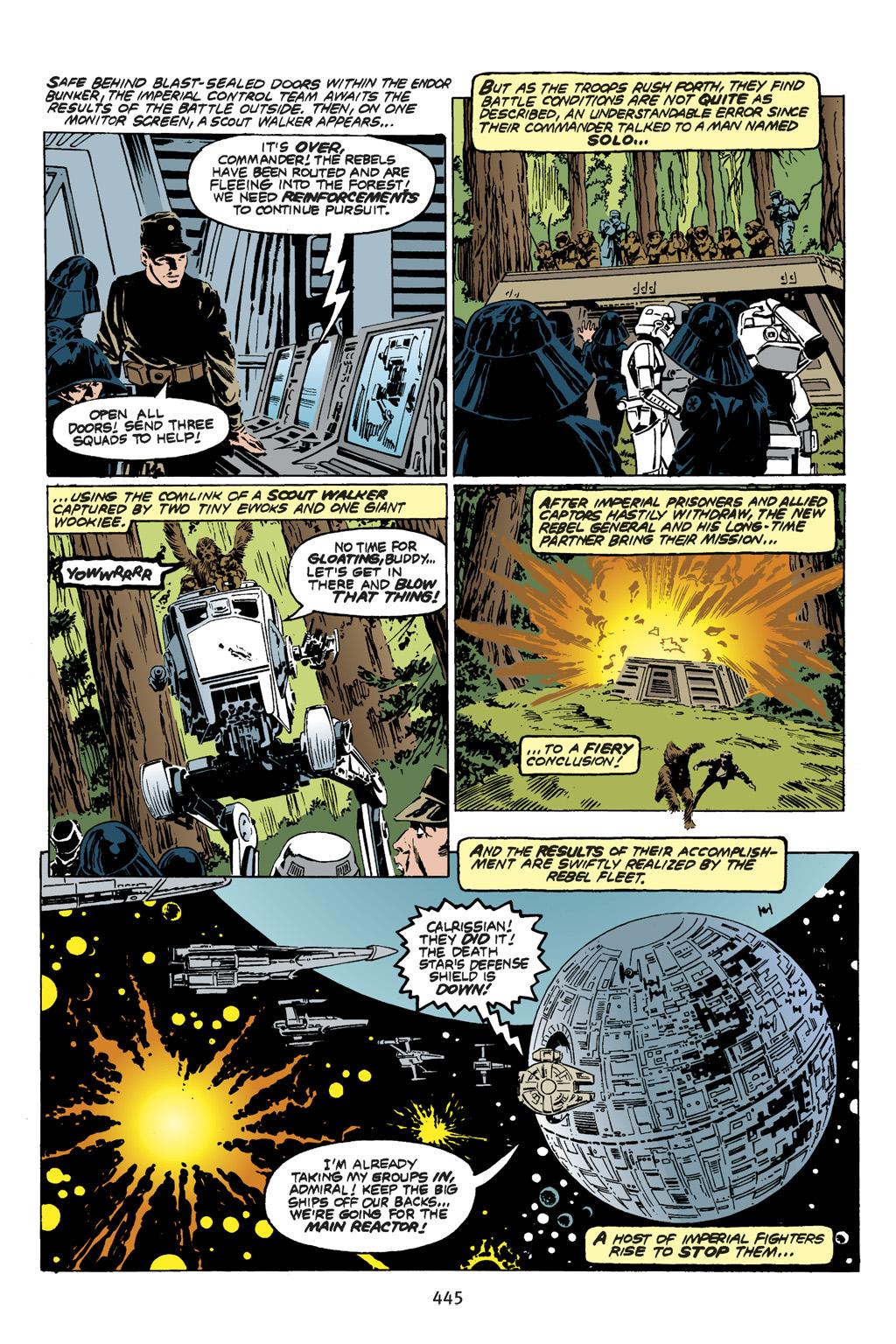 Read online Star Wars Omnibus comic -  Issue # Vol. 18.5 - 162