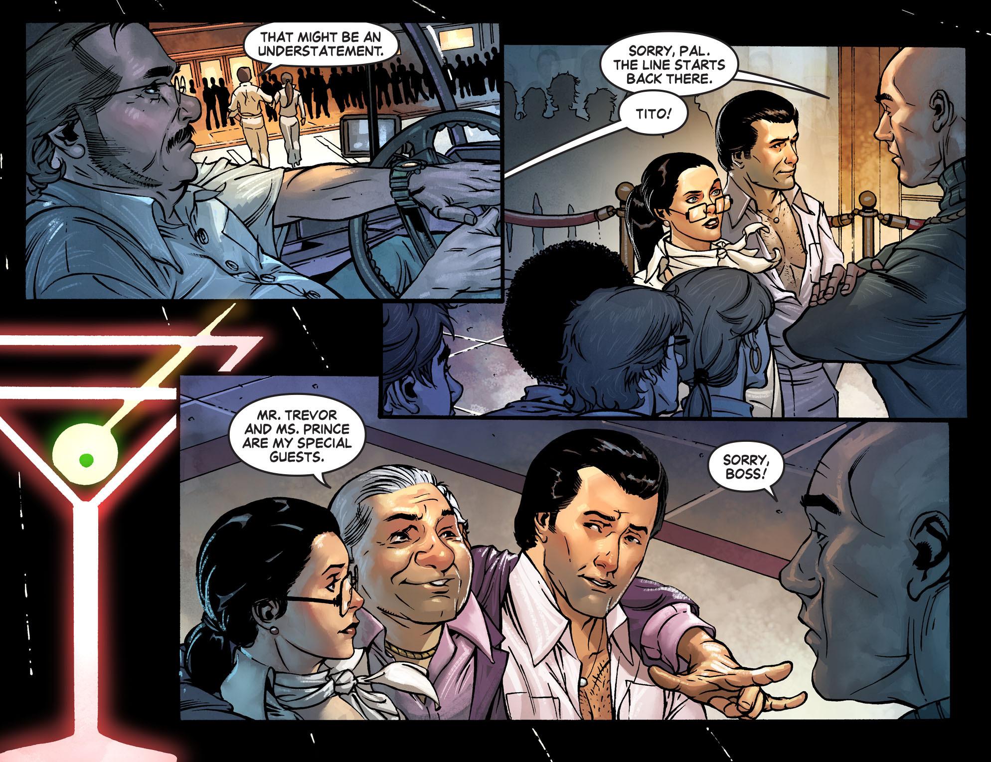 Read online Wonder Woman '77 [I] comic -  Issue #1 - 14