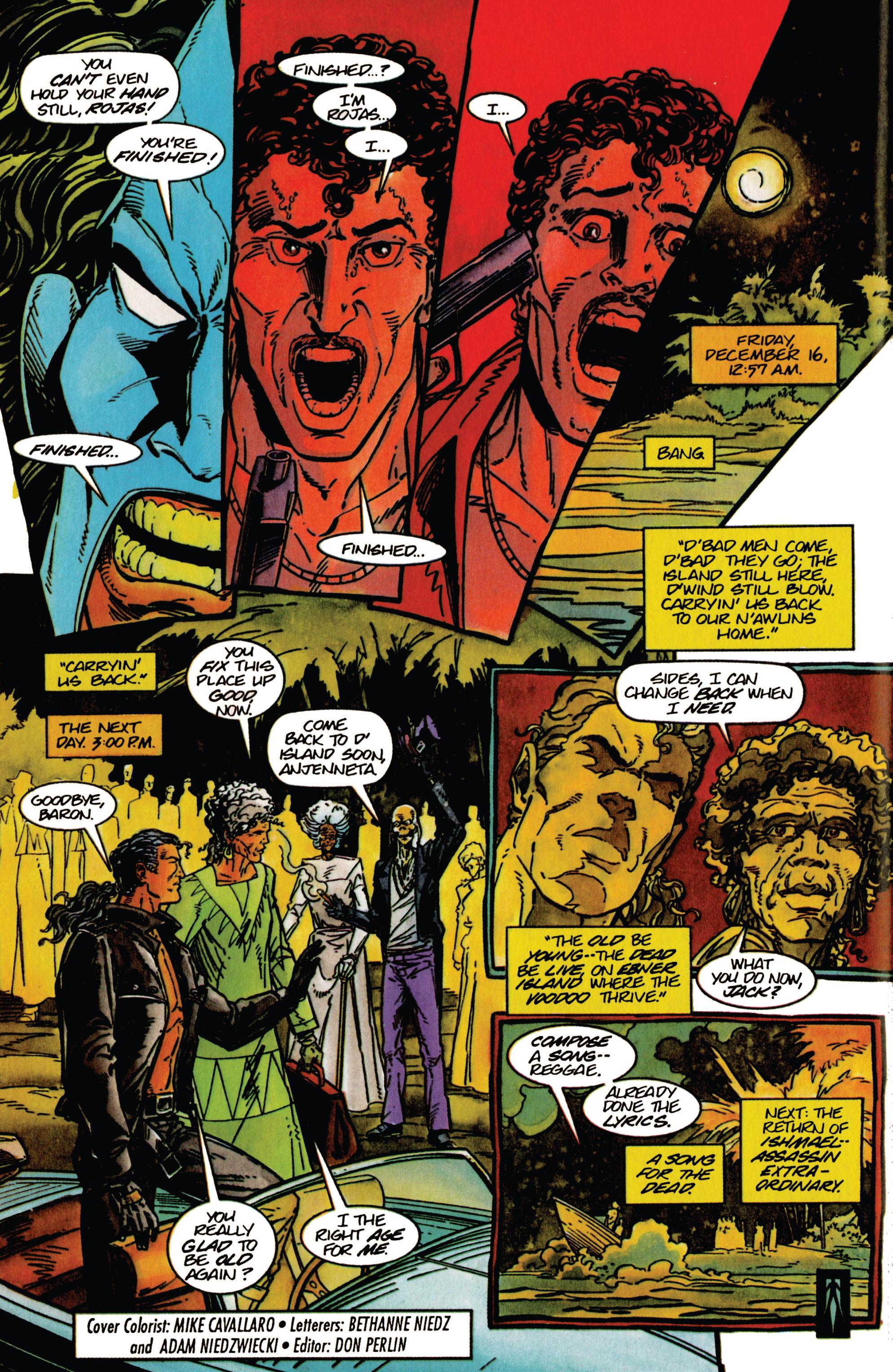 Read online Shadowman (1992) comic -  Issue #34 - 22