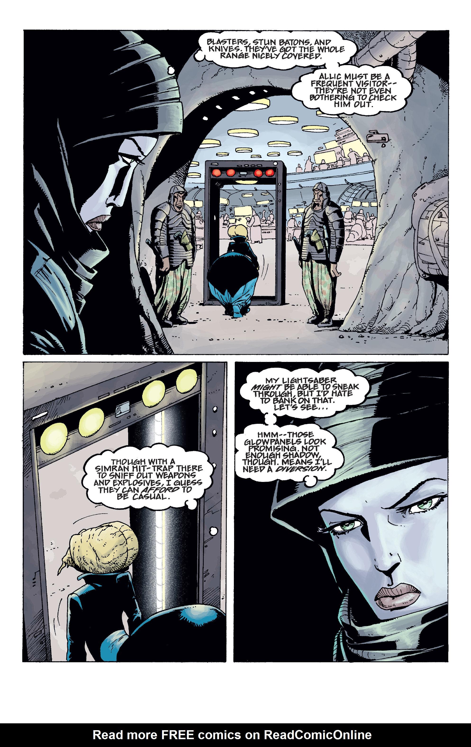 Read online Star Wars Omnibus comic -  Issue # Vol. 11 - 266