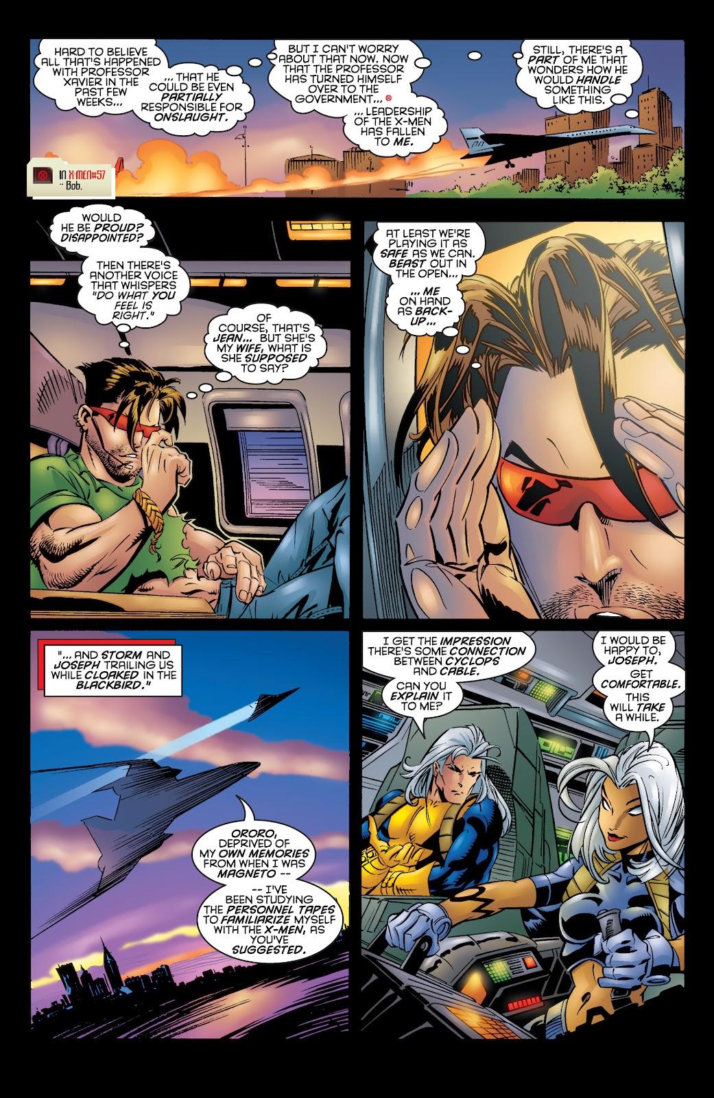 Uncanny X-Men (1963) issue 339 - Page 9