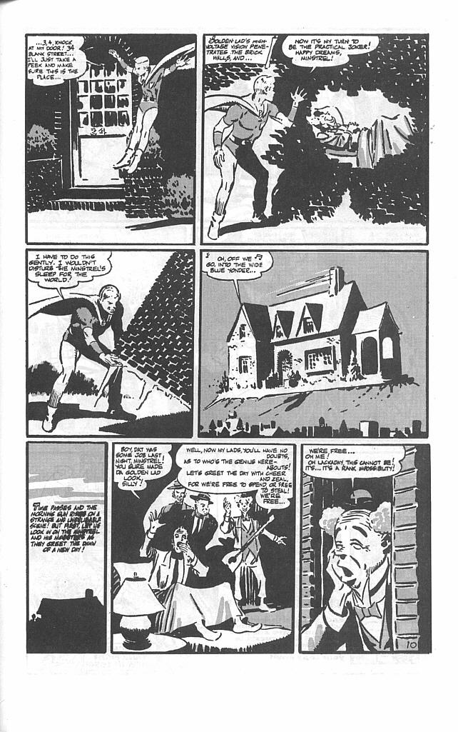 Read online Golden-Age Men of Mystery comic -  Issue #3 - 43