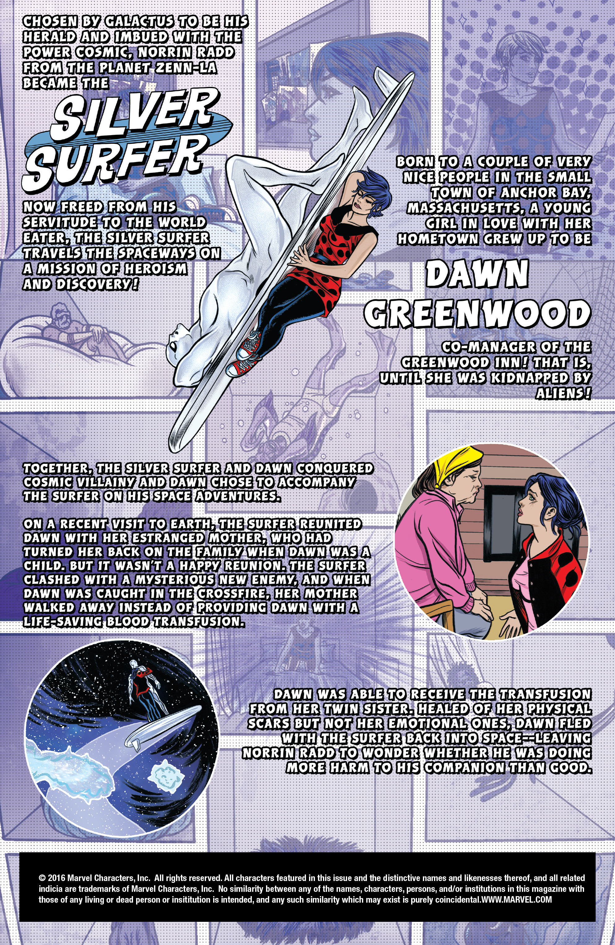 Read online Silver Surfer (2016) comic -  Issue #7 - 2
