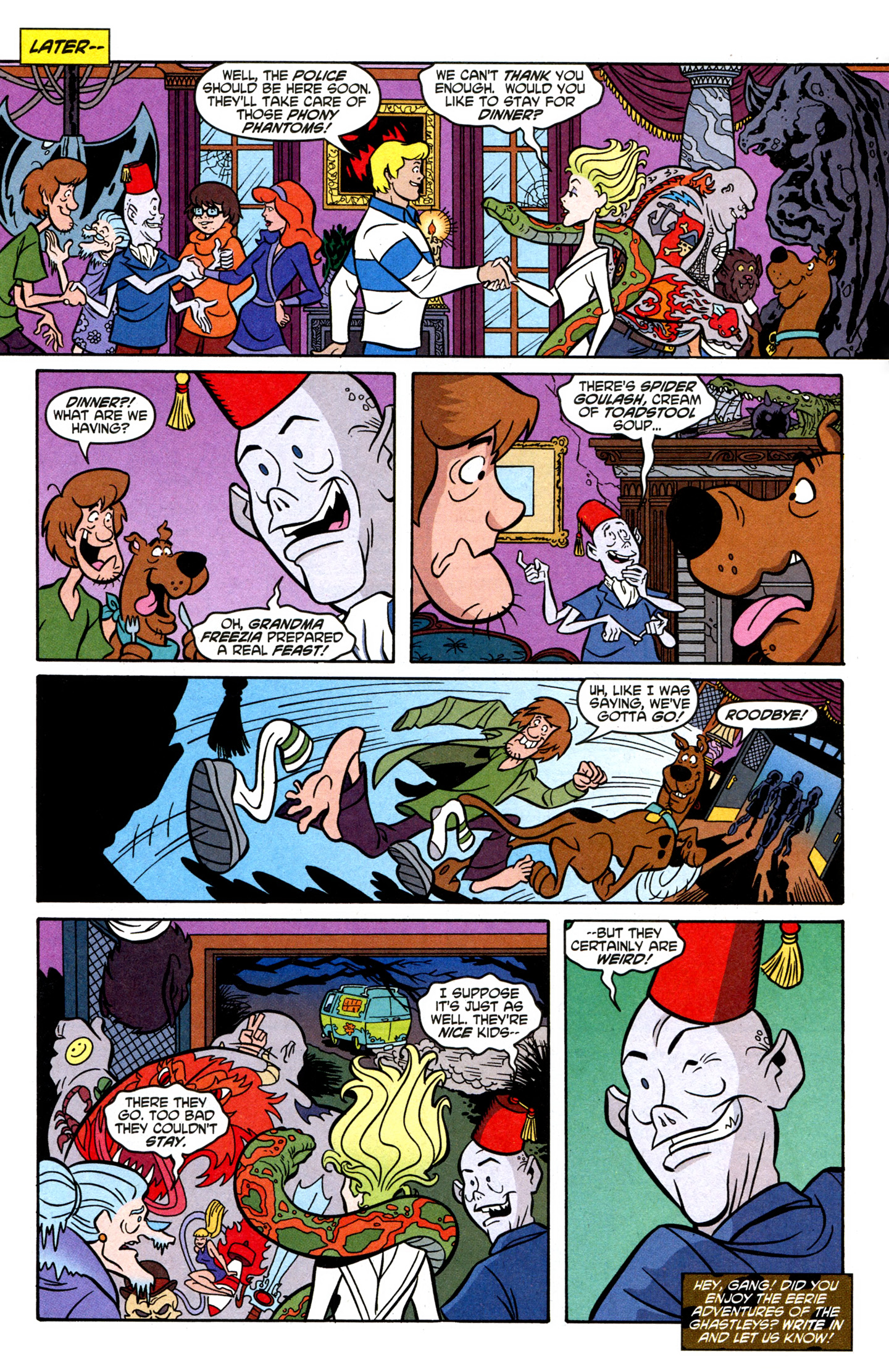 Read online Scooby-Doo (1997) comic -  Issue #107 - 13