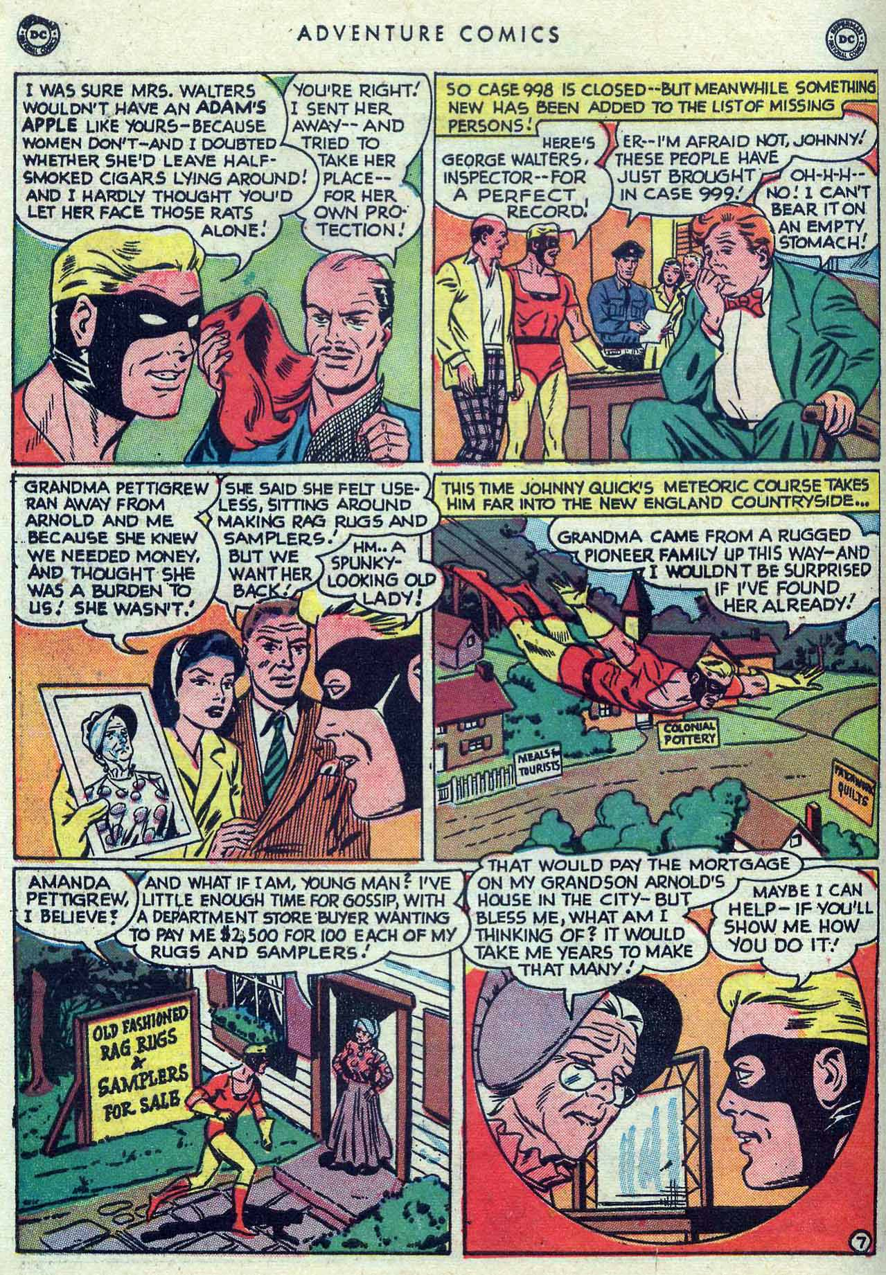 Read online Adventure Comics (1938) comic -  Issue #149 - 48